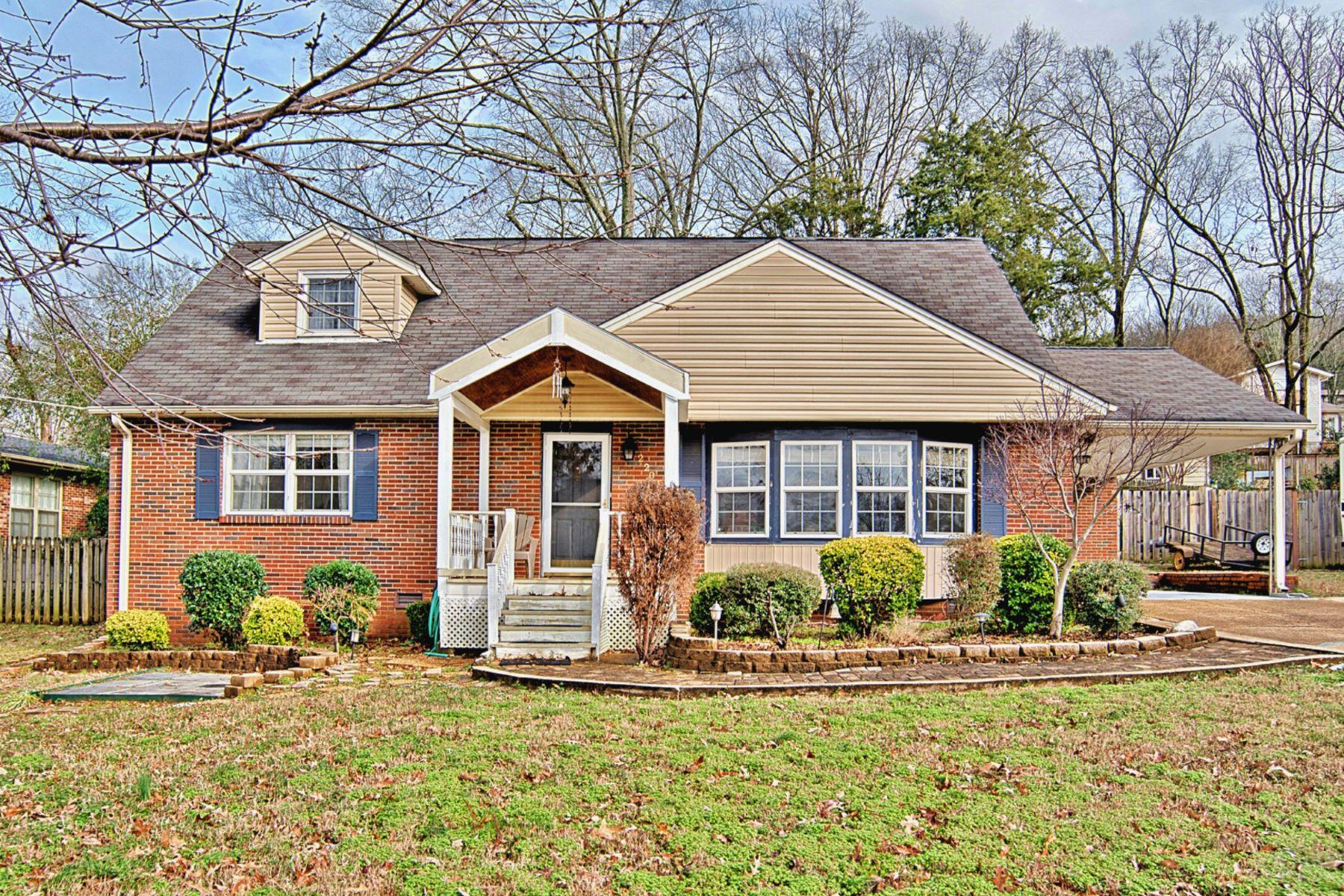 Single Family Homes 为 销售 在 2203 Gill Street Huntsville, 阿拉巴马州 35801 美国