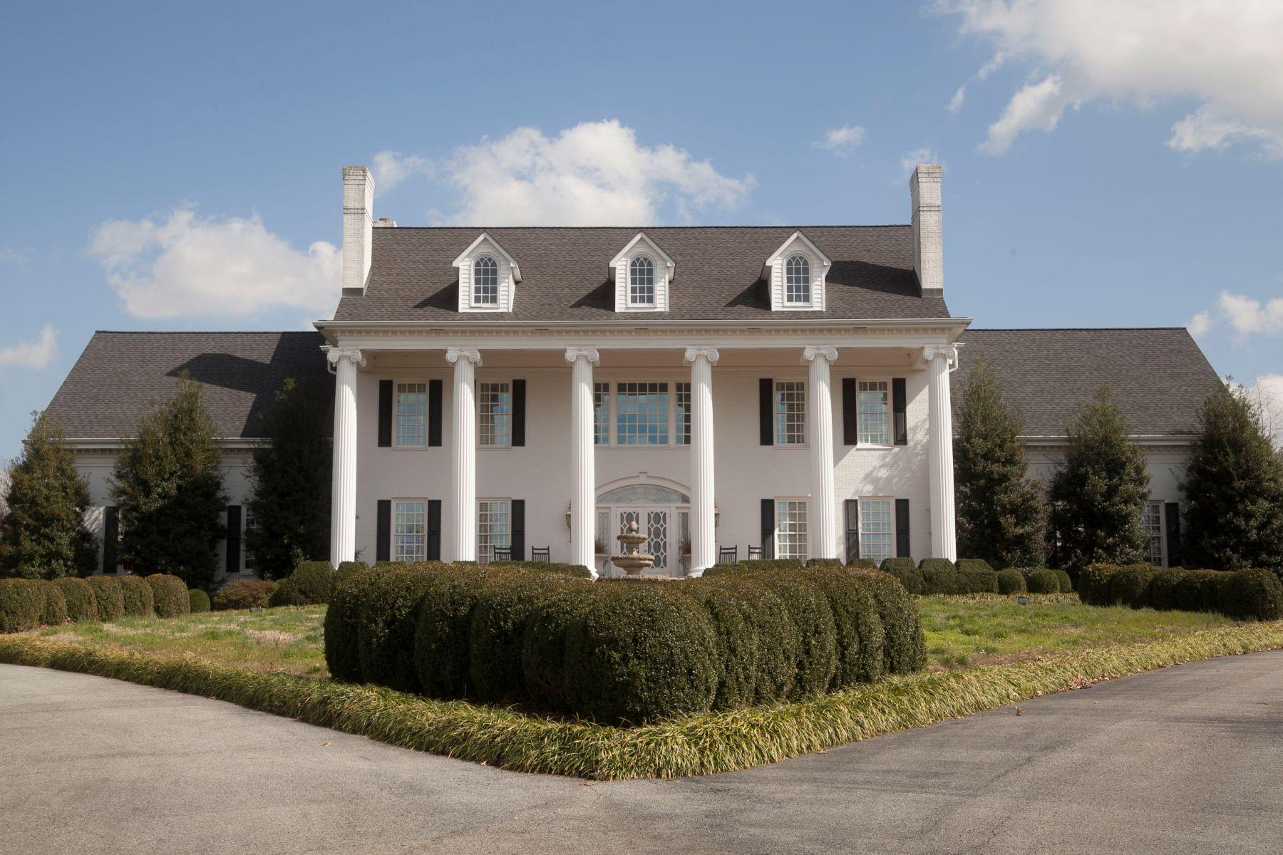 Single Family Homes 为 销售 在 9530 Roseville Road Glasgow, 肯塔基州 42141 美国