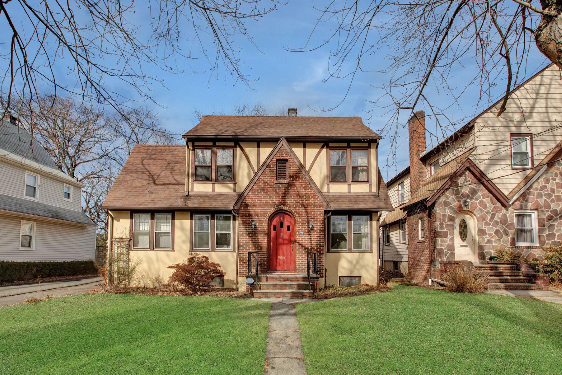 Частный односемейный дом для того Продажа на Location! Location! 181 Cambridge Ave, Englewood, Нью-Джерси, 07631 Соединенные Штаты