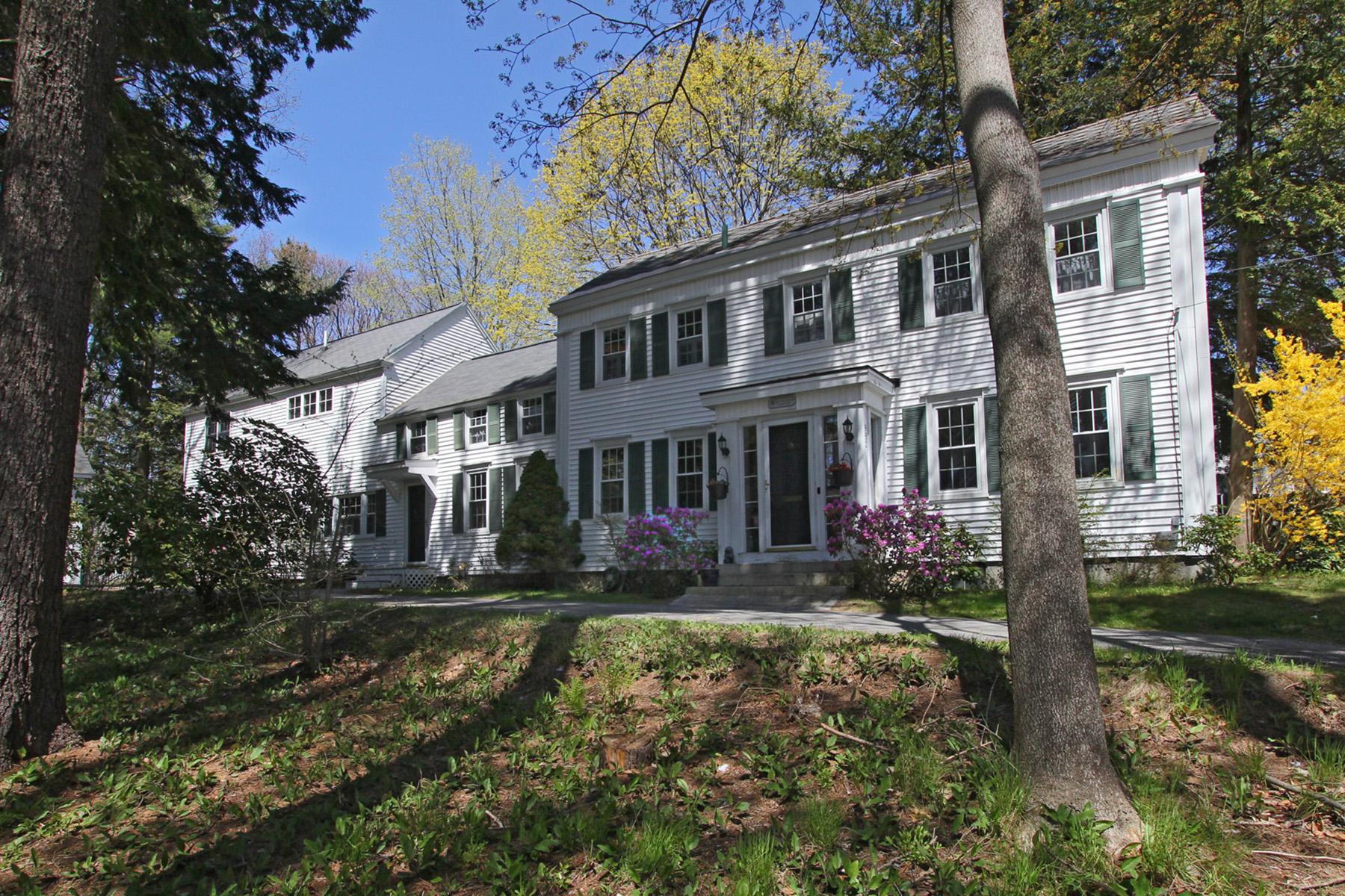 واحد منزل الأسرة للـ Sale في 992 High St 992 High Street, Bath, Maine, 04530 United States