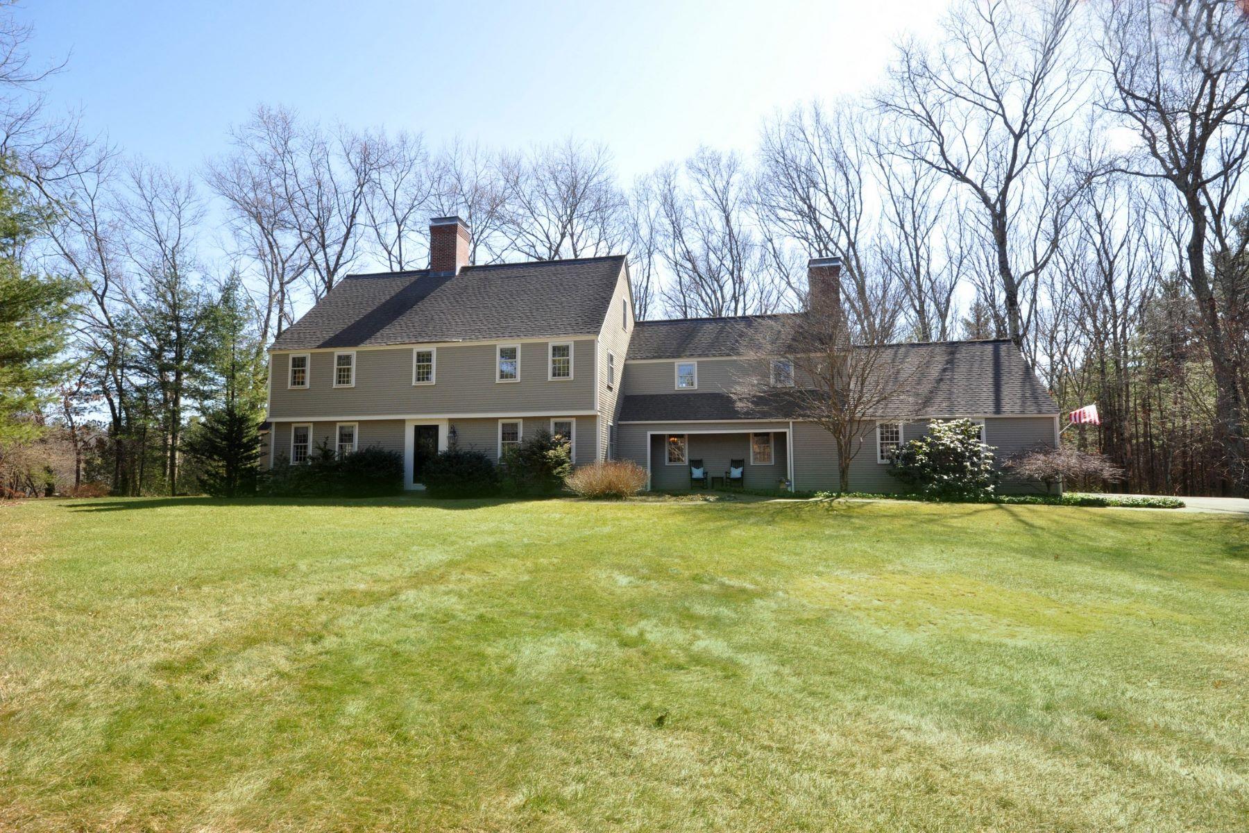 Single Family Homes 为 销售 在 62 Blueberry Lane 康科德, 马萨诸塞州 01742 美国