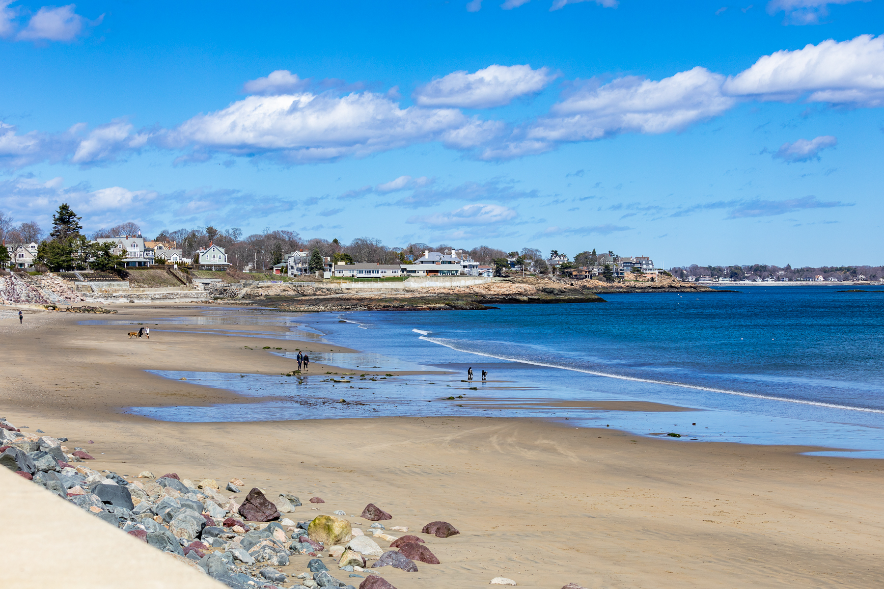 Single Family Homes por un Venta en Oceanfront Opportunity! 26 Blodgett Avenue Swampscott, Massachusetts 01907 Estados Unidos