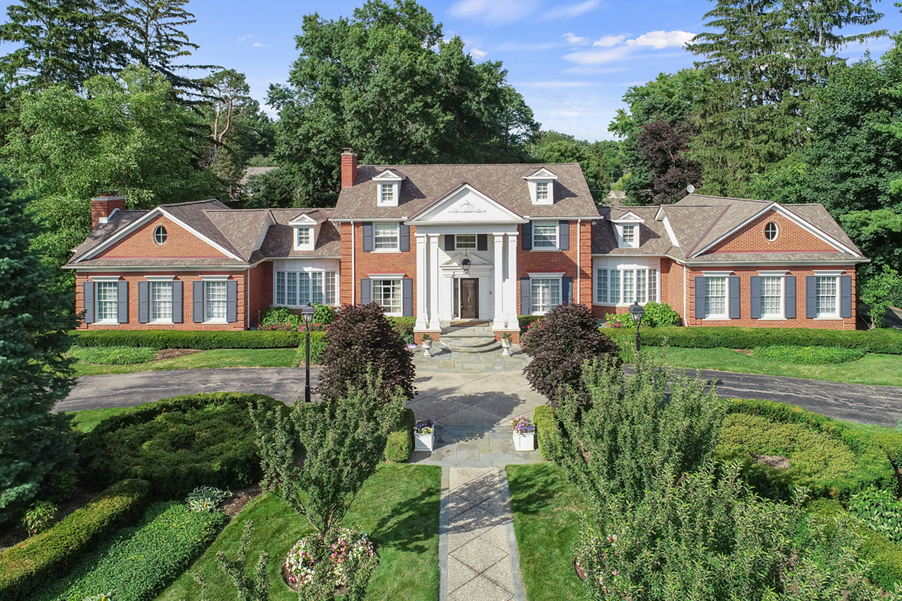 Single Family Homes for Active at Bloomfield Hills 340 Keswick Road Bloomfield Hills, Michigan 48304 United States