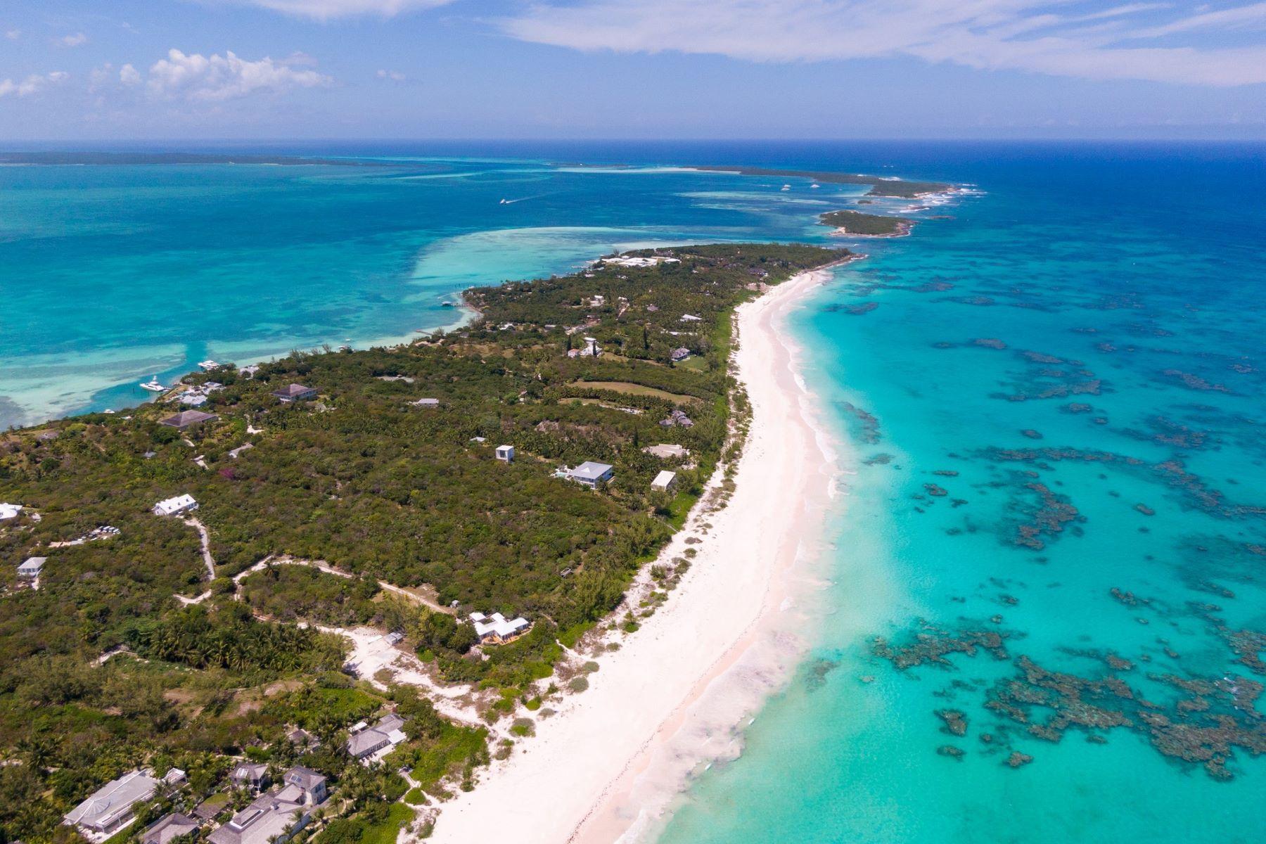 Terrain pour l Vente à Harbour Island, Eleuthera Bahamas