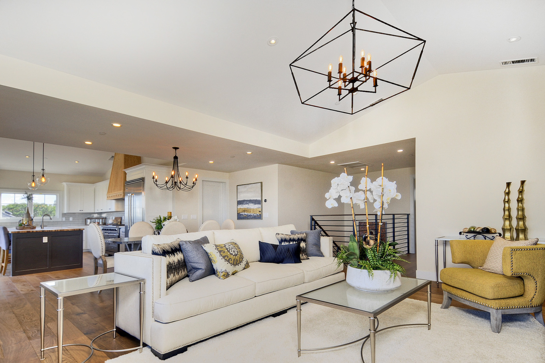 Single Family Home for Active at Custom Built, Executive Home 747 Crestview Drive San Carlos, California 94070 United States