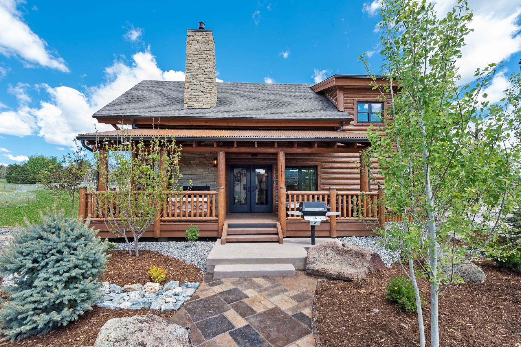 Single Family Homes のために 売買 アット Exclusive Residential Resort Community 1734 Mountain Village Ln Estes Park, コロラド 80517 アメリカ