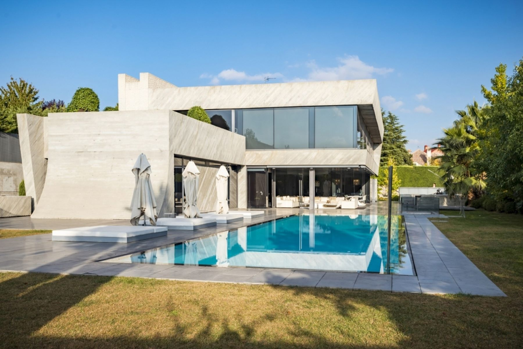 Single Family Home for Sale at Impressive house of unique design by A-cero Studio Other Spain, Other Areas In Spain Spain