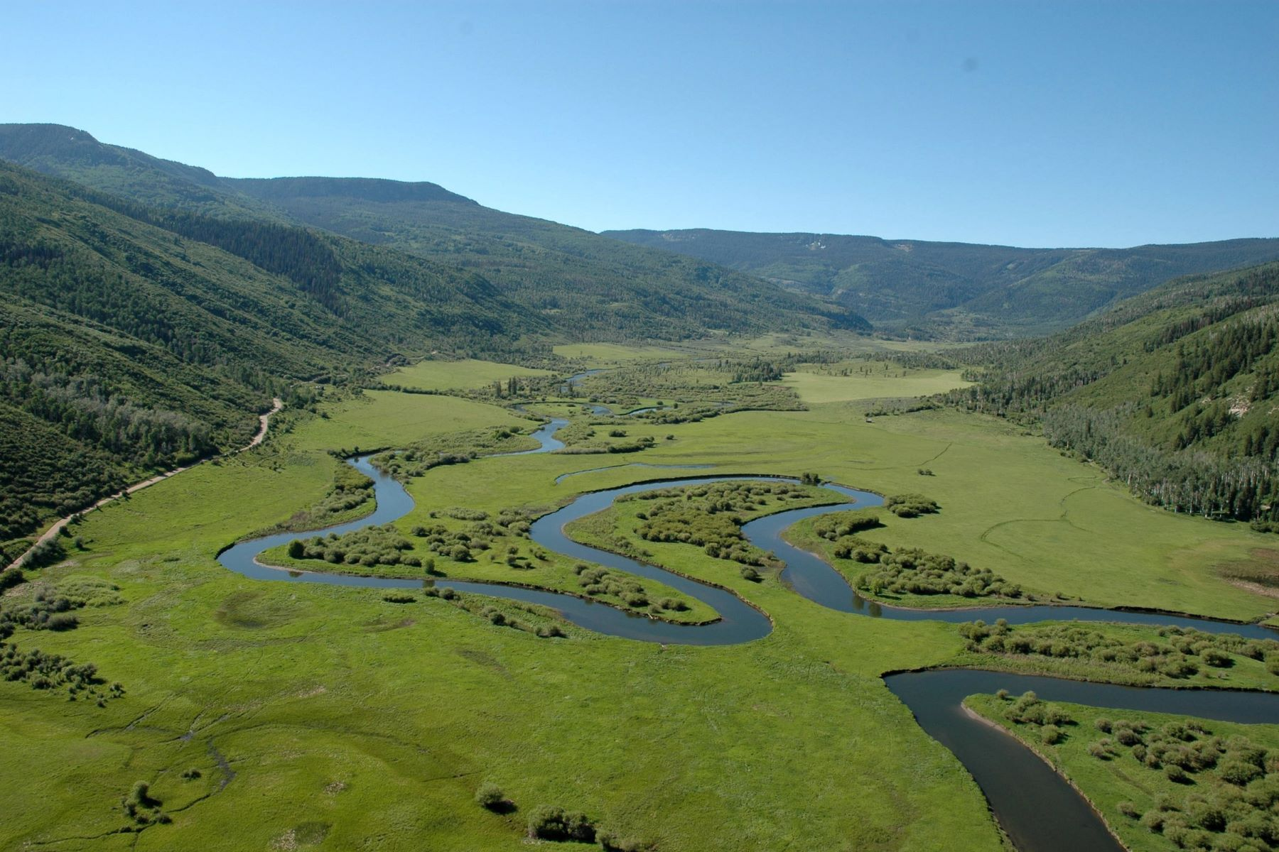 Land for Active at Elk Creek Ranch Henry Lane Meeker, Colorado 81641 United States