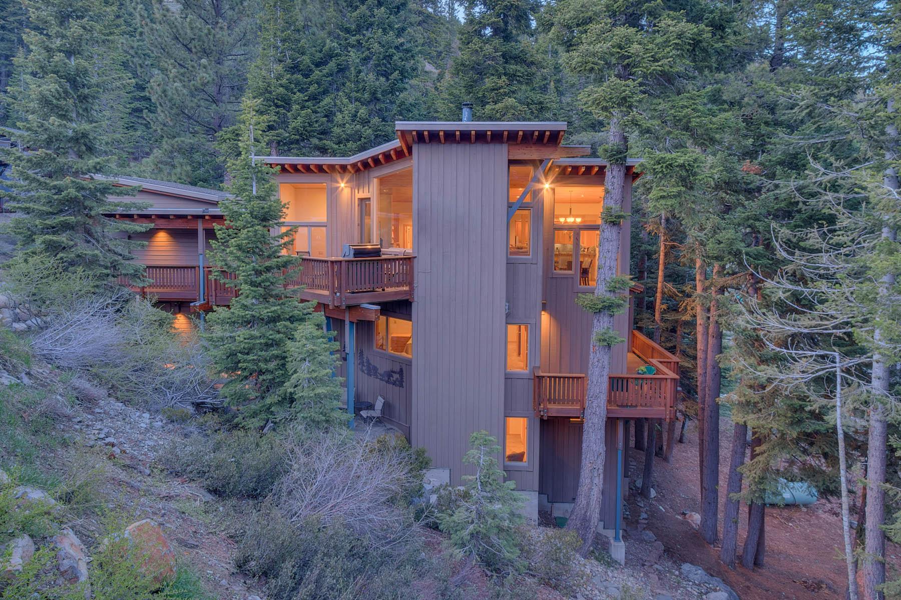 独户住宅 为 销售 在 1581 Zurs Court, Alpine Meadows, CA 1581 Zurs Court 阿尔派恩, 加利福尼亚州 96146 美国