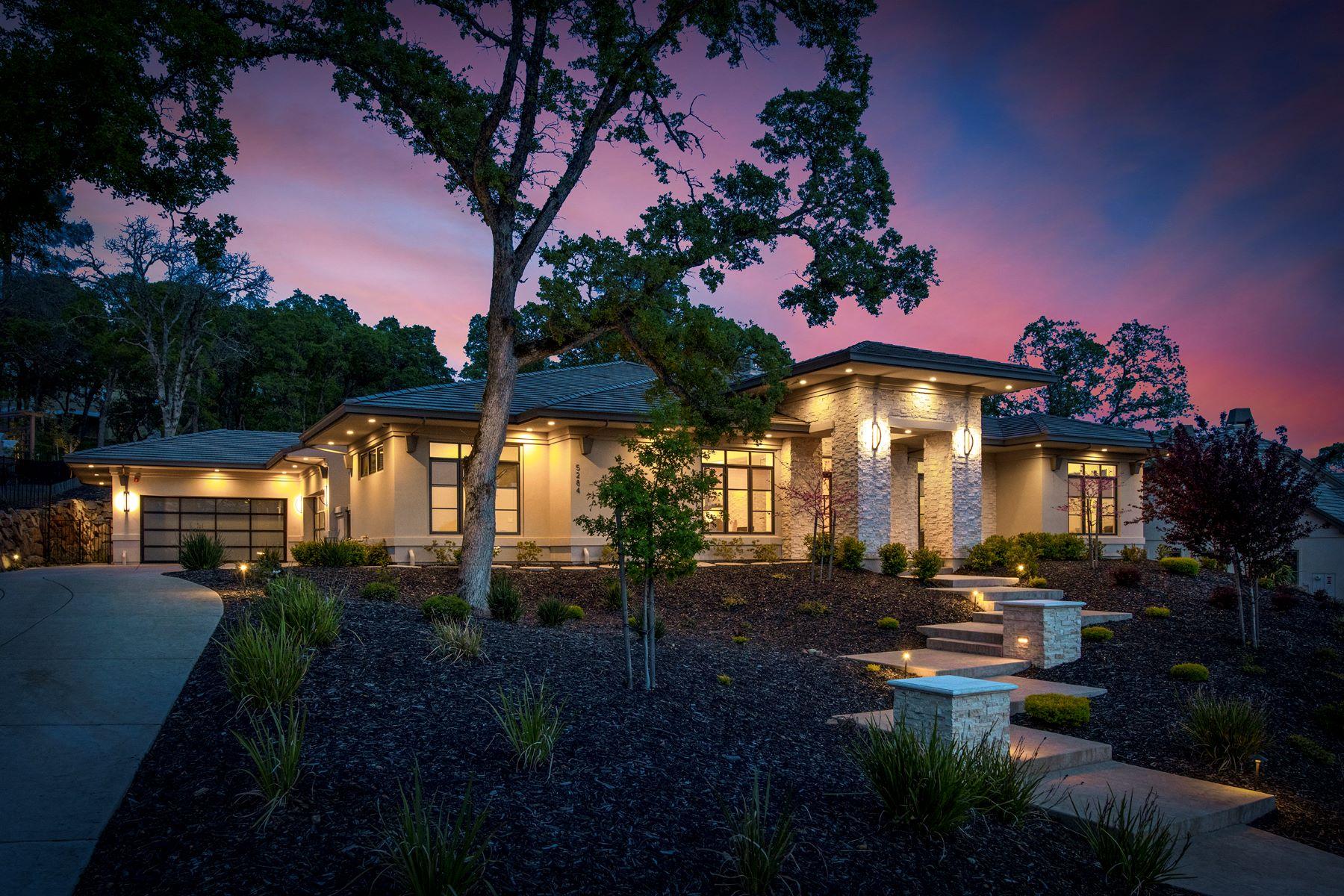 獨棟家庭住宅 為 出售 在 5284 Da Vinci Drive, El Dorado Hills, CA 95762 5284 Da Vinci Drive El Dorado Hills, 加利福尼亞州 95762 美國