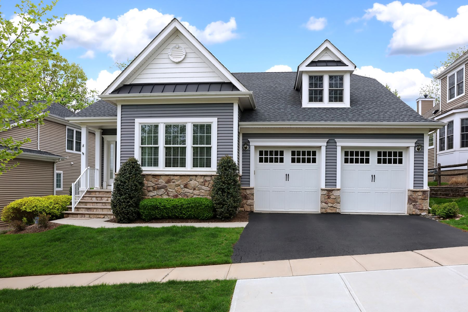 single family homes for Sale at Beautifully Presented In Tapestry At Montgomery 8 Bedford Drive, Skillman, New Jersey 08558 United States