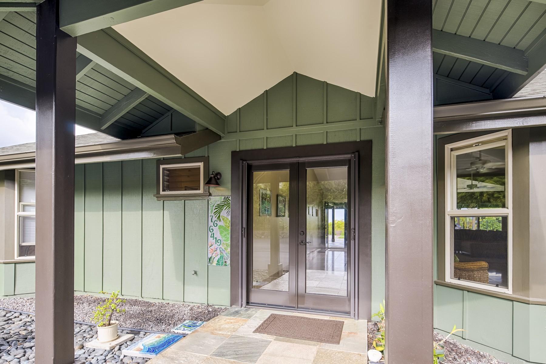 Casa Unifamiliar por un Venta en Lani Kai Estates 76-6419 Nightengale Lane, Kailua-Kona, Hawaii, 96740 Estados Unidos