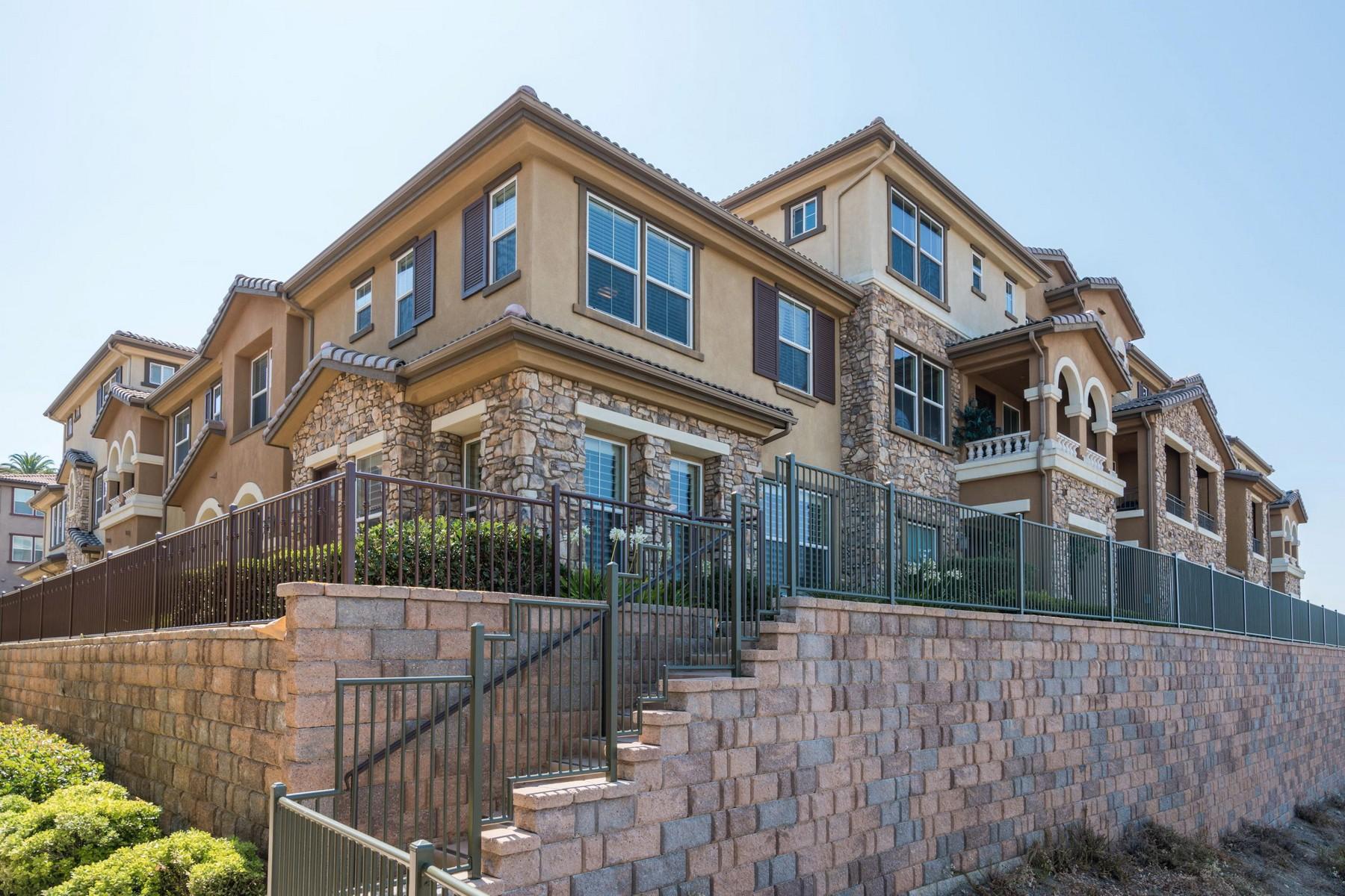 Casa unifamiliar adosada (Townhouse) por un Venta en 1111 Calabria Santee, California, 92071 Estados Unidos