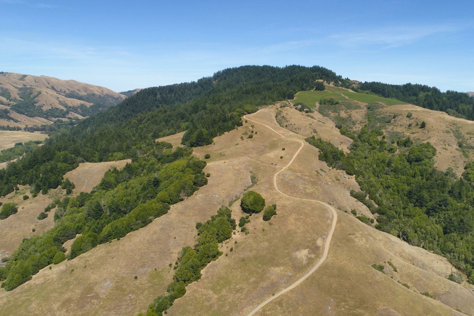 Land for Sale at Acreage to Roam 200 Old Rancheria Road Nicasio, California 94946 United States