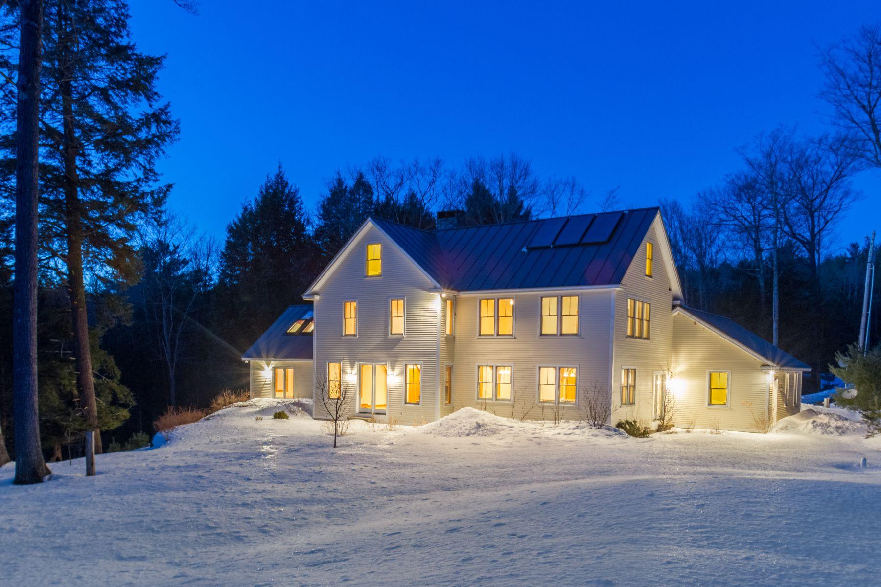 独户住宅 为 销售 在 200 Barbara Lee Lane, Norwich 200 Barbara Lee Ln, 诺维奇, 佛蒙特州, 05055 美国