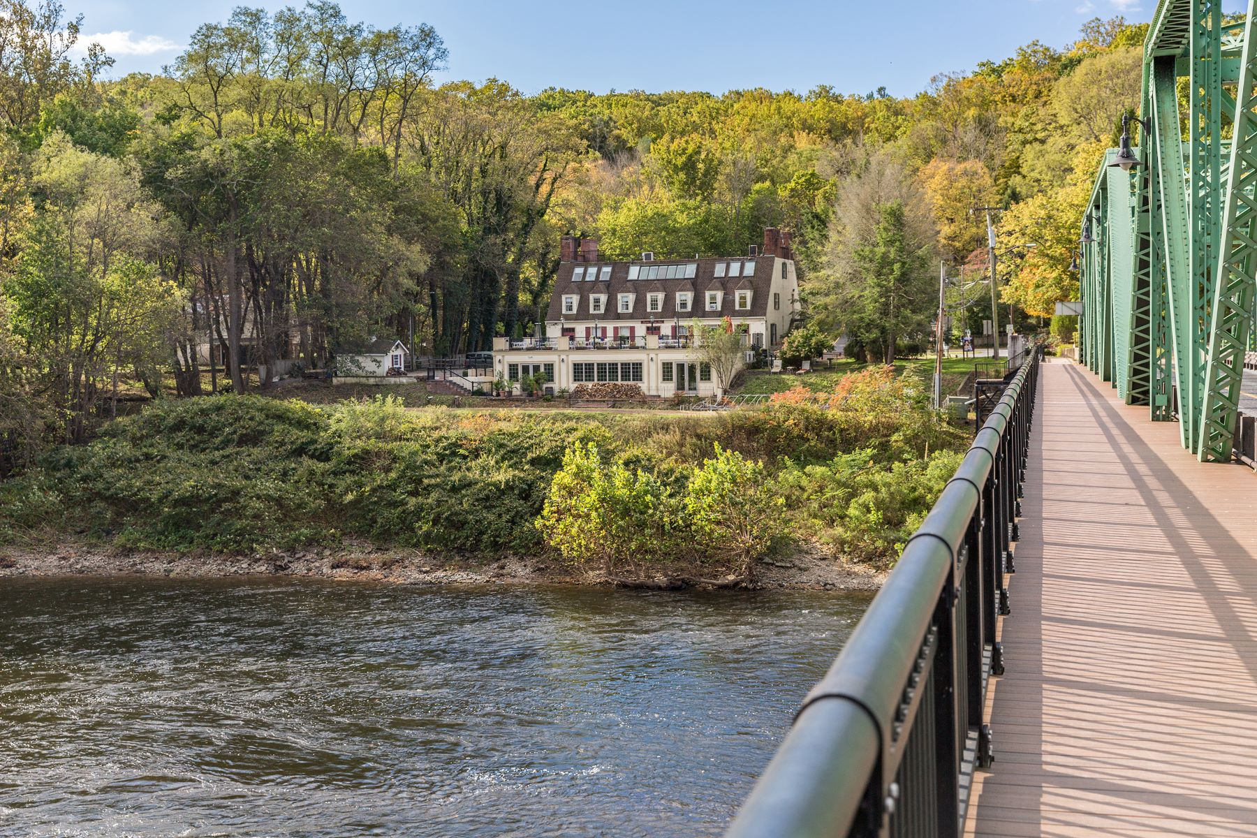 Bed and Breakfast for Sale at Centre Bridge Inn 2998 River Rd, New Hope, Pennsylvania 18938 United States