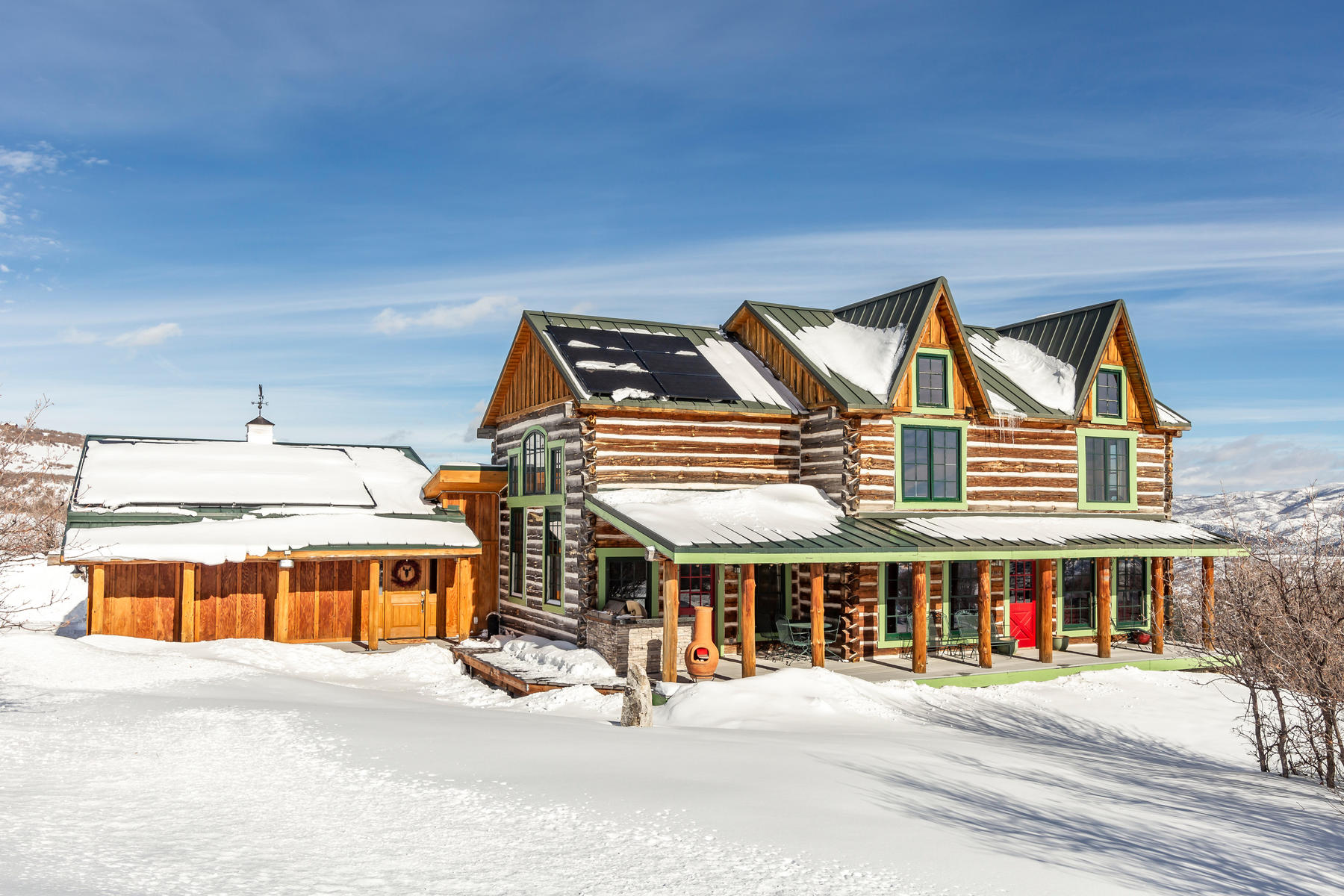 Single Family Homes for Active at Mountain Retreat 3303 Forest Meadow Rd Coalville, Utah 84107 United States