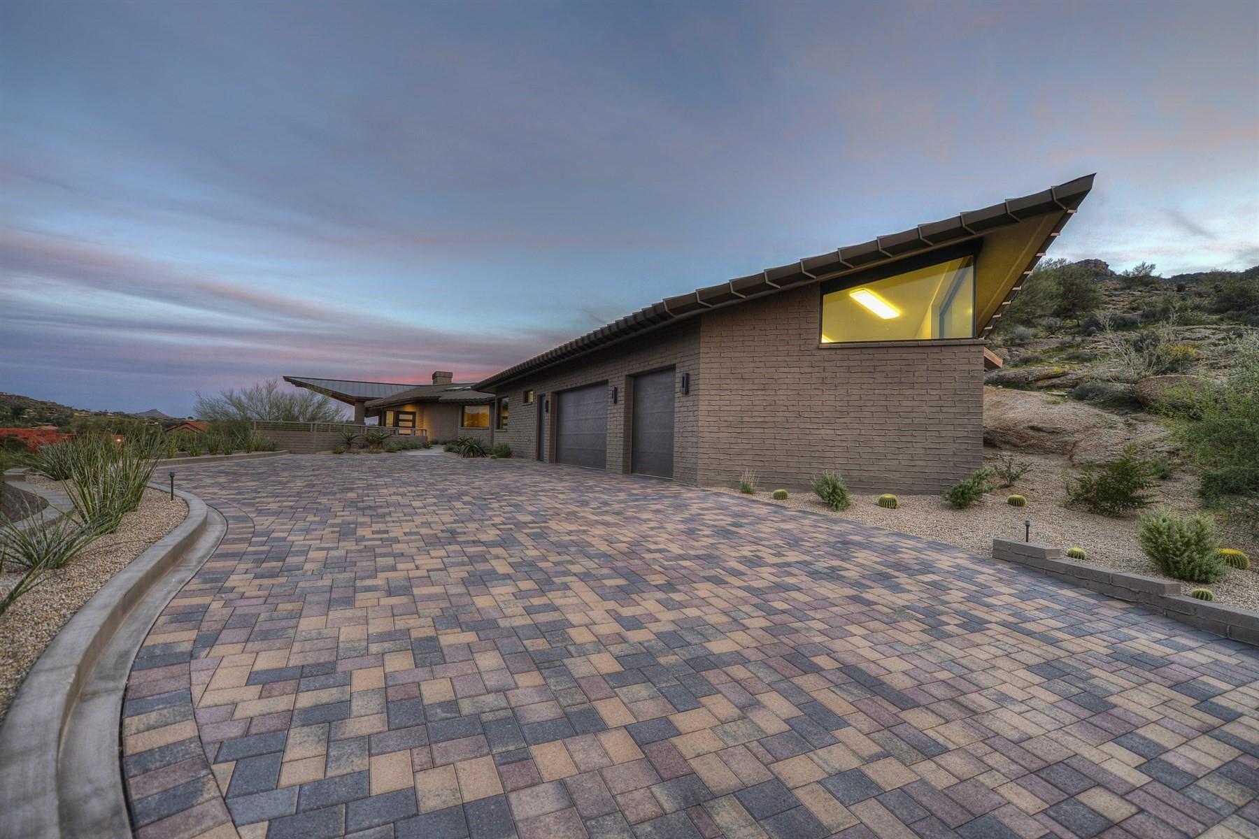 Single Family Homes for Active at Nighthawk on Black Mtn 37251 Nighthawk Way Carefree, Arizona 85377 United States