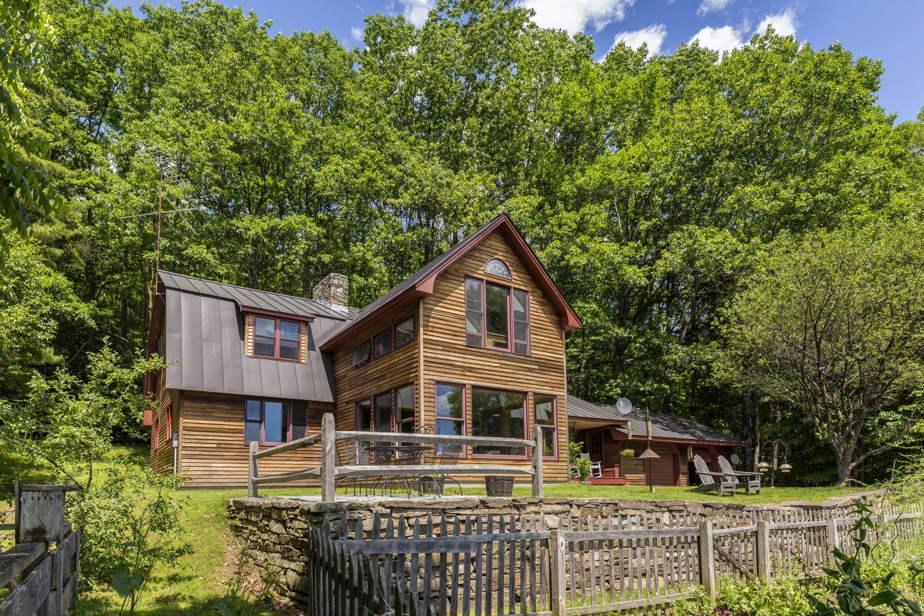 Single Family Homes for Sale at 1693 Five Corners Road, Thetford 1693 Five Corners Rd Thetford, Vermont 05074 United States