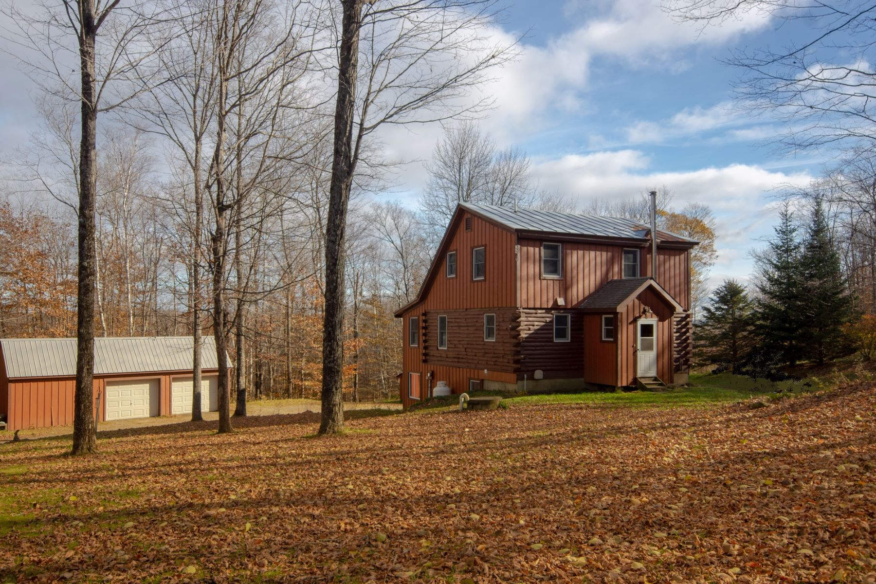 Single Family Home for Sale at 317 Brook Road, Strafford 317 Brook Rd Strafford, Vermont 05072 United States