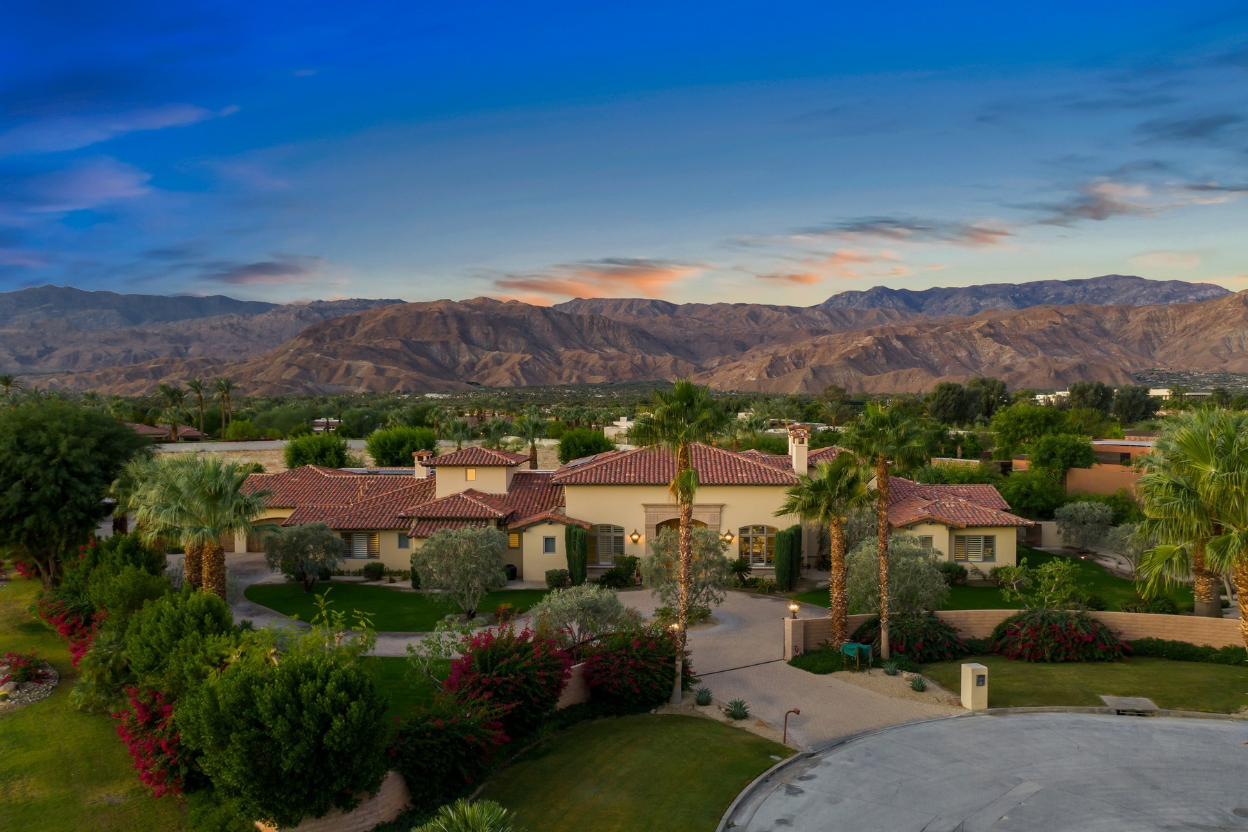 Single Family Homes for Sale at 1 Beach Dunes Court Rancho Mirage, California 92270 United States
