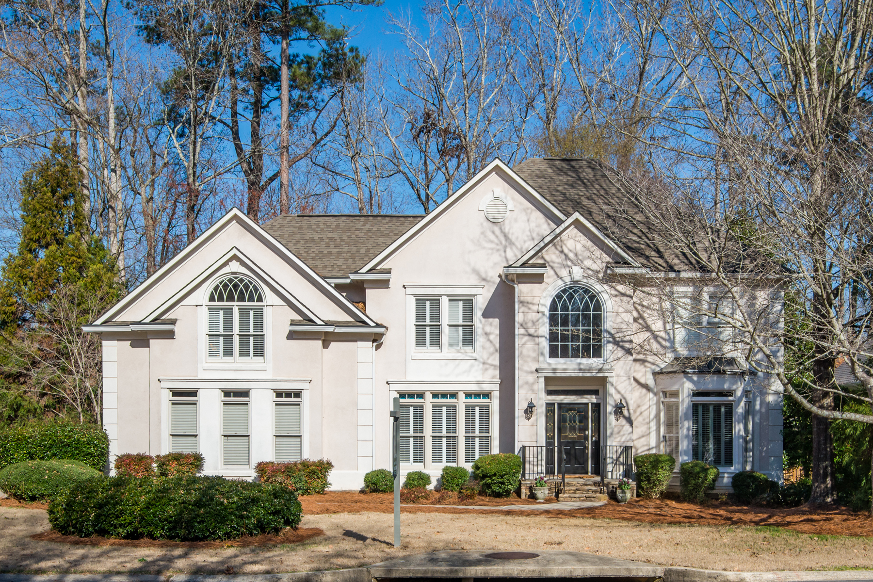 Single Family Home for Sale at Remodeled Peachtree Corners Home 6184 Poplar Bluff Circle Peachtree Corners, Georgia, 30092 United States