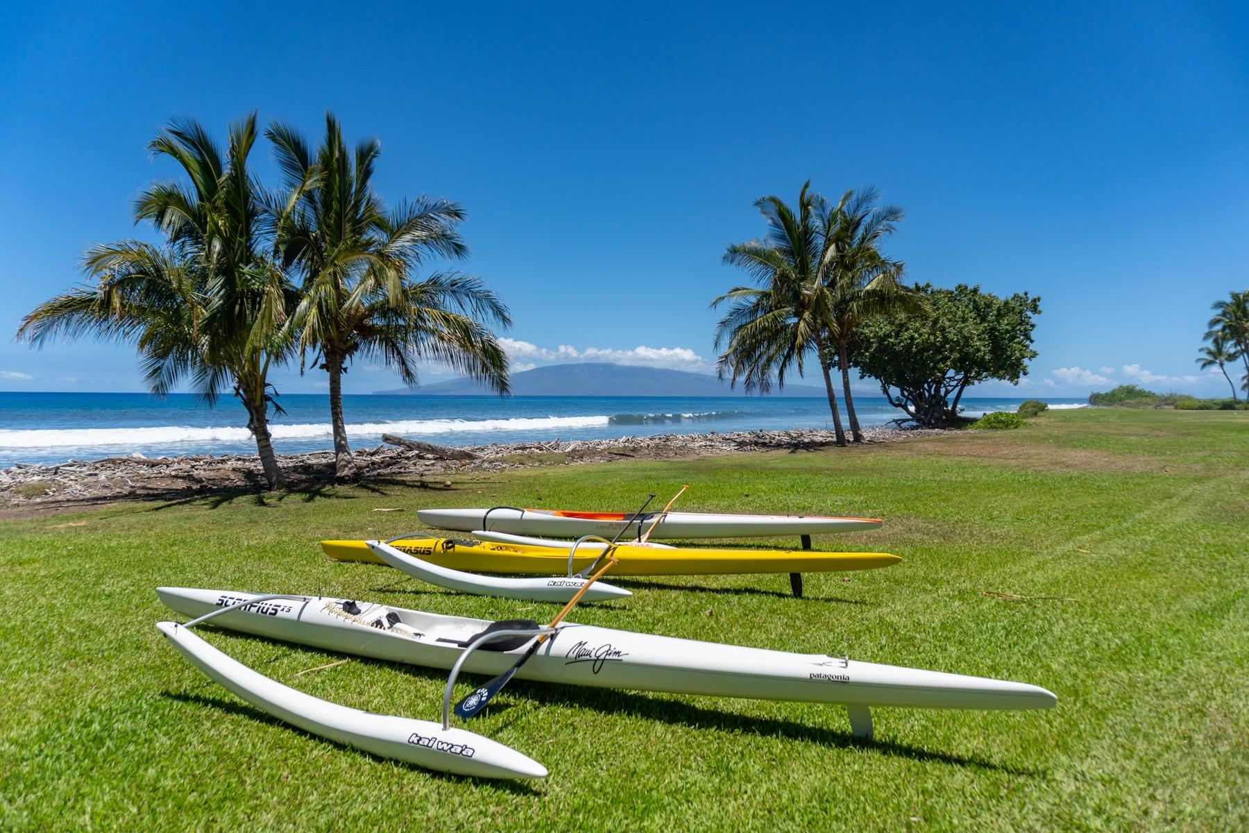 農場 / 牧場 / 種植場 為 出售 在 Spectacular Oceanfront Property - Olowalu, Maui Hawaii 45 Kuahulu Pl, Olowalu, 夏威夷 96761 美國