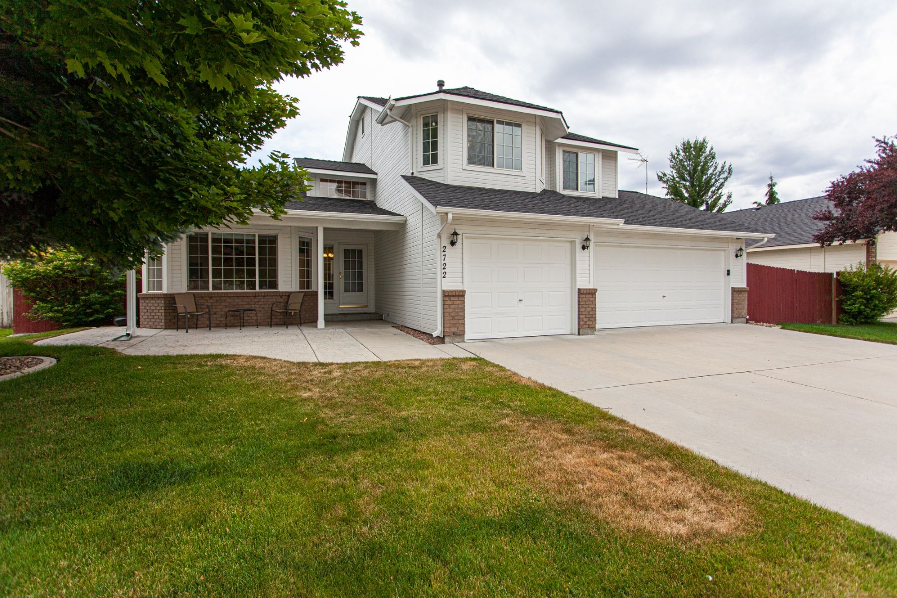 Single Family Homes for Sale at 2722 Snow Goose Way, Meridian 2722 N Snow Goose Way Meridian, Idaho 83646 United States