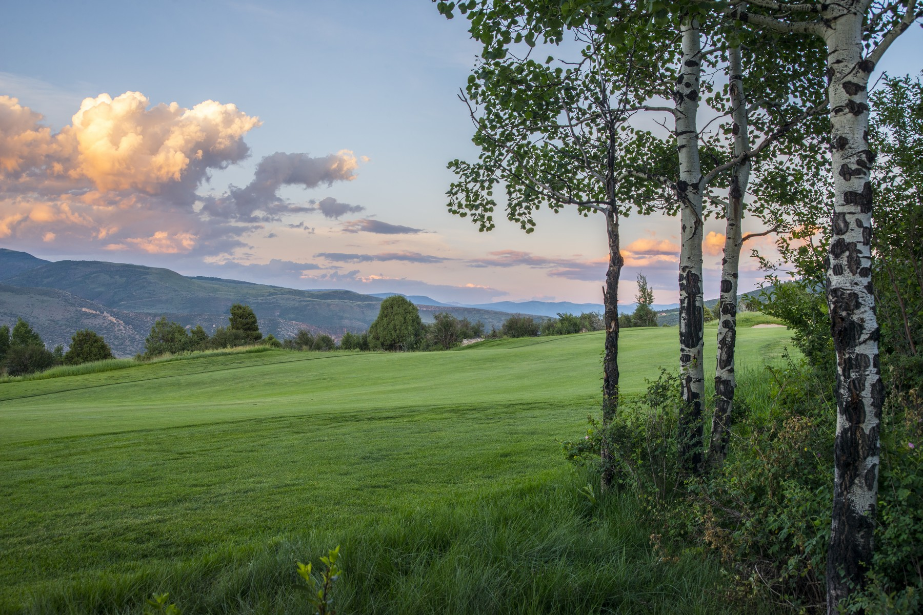 Land for Active at Exceptional Home Site in Red Sky Ranch 700 Aspen Bluff Lane Wolcott, Colorado 81655 United States
