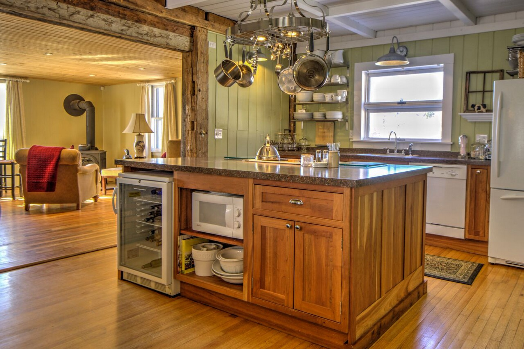 Single Family Home for Sale at Charming Renovated Farmhouse 149 Dix Ln Whitingham, Vermont 05361 United States