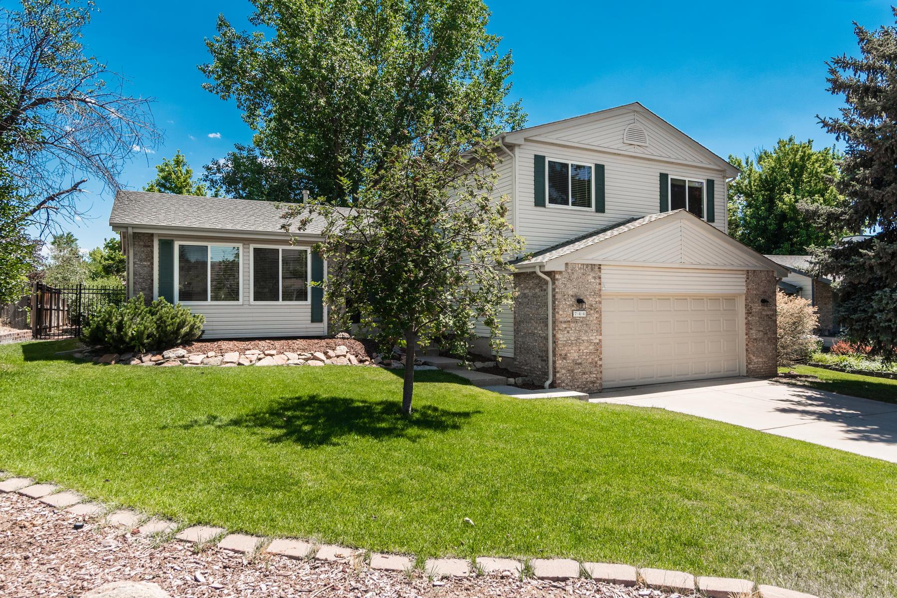 Single Family Homes por un Venta en Highlands Ranch, Colorado 80126 Estados Unidos