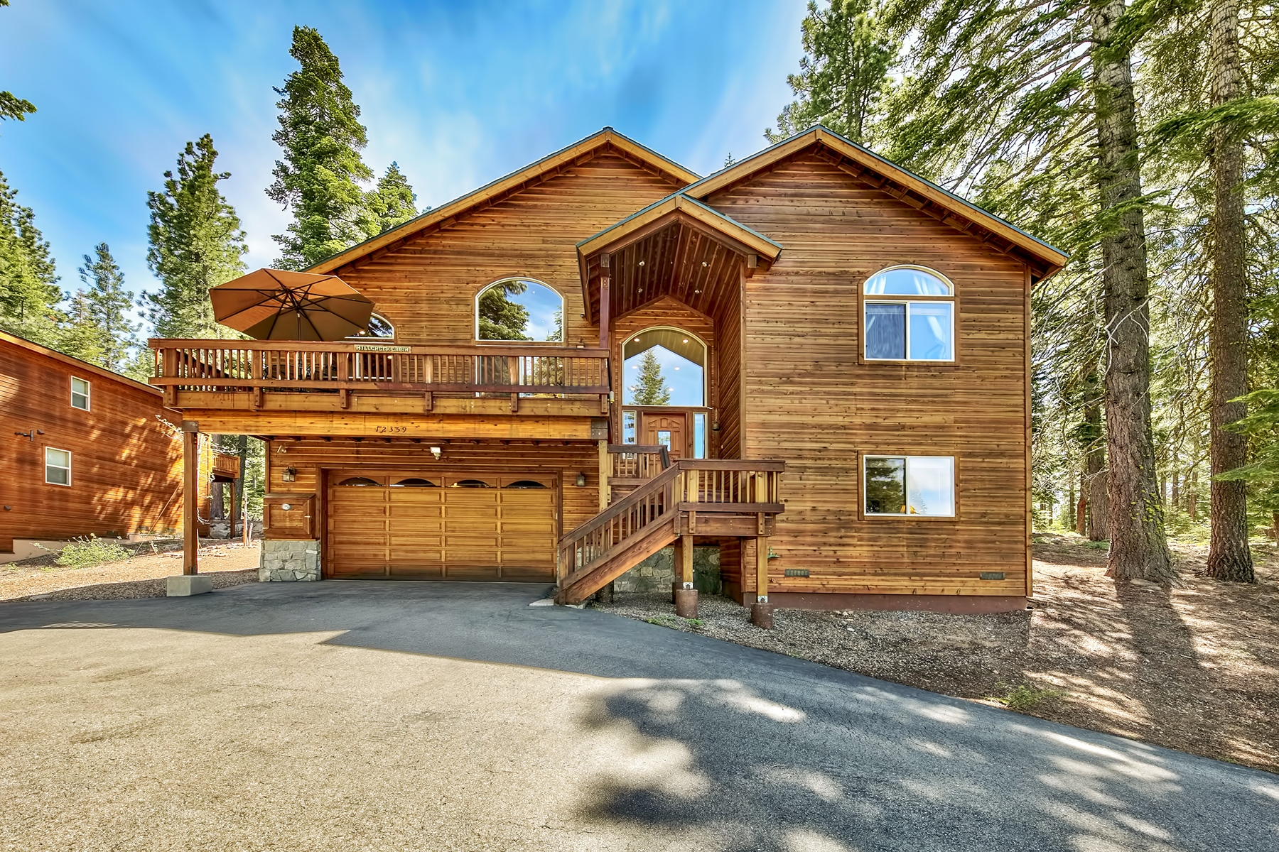 Single Family Homes por un Venta en 12359 Muhlebach Way, Truckee, CA 96161 12359 Muhlebach Way Truckee, California 96161 Estados Unidos
