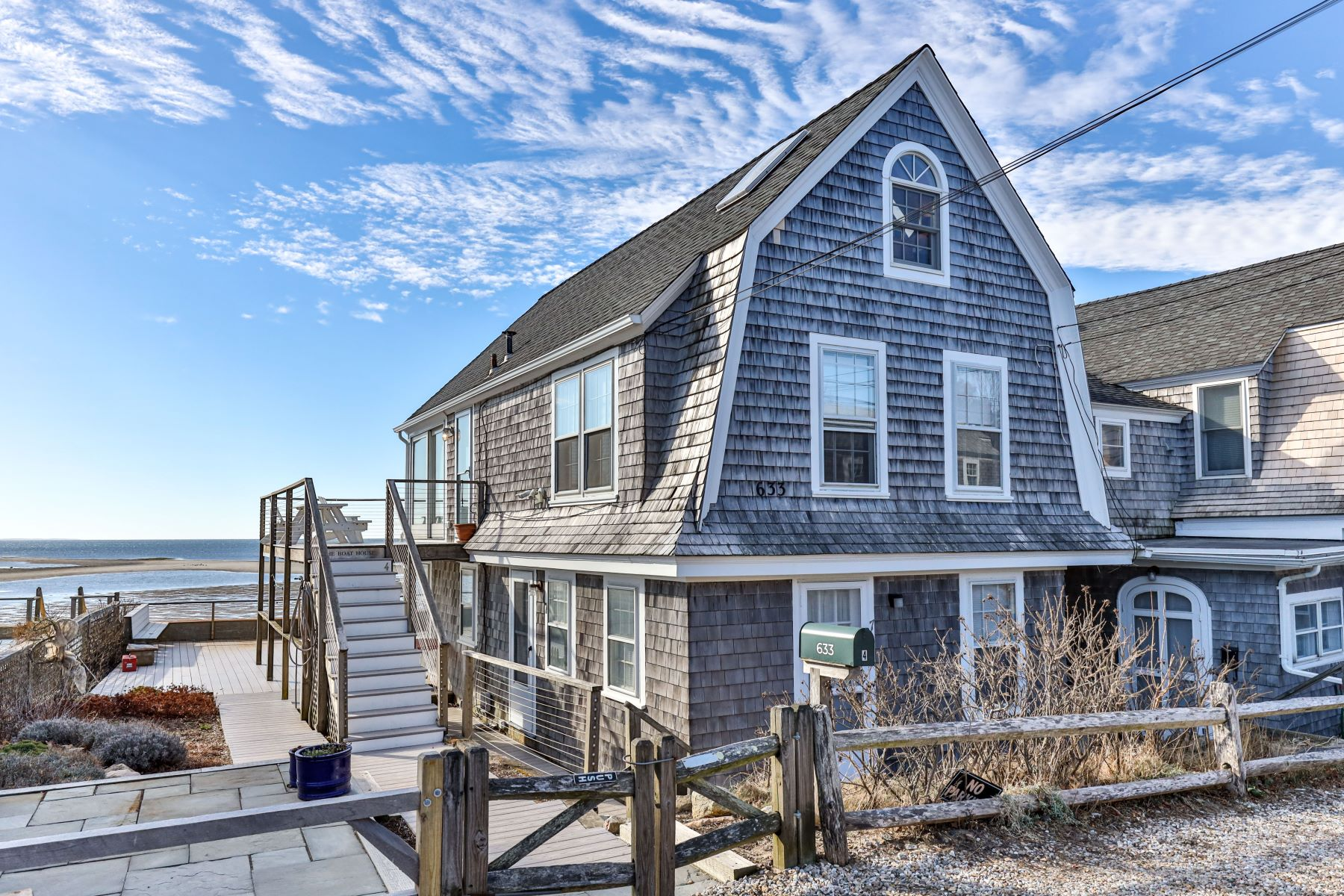 Condominiums for Active at The Boathouse 633 Commercial Street, Unit 4 Provincetown, Massachusetts 02657 United States