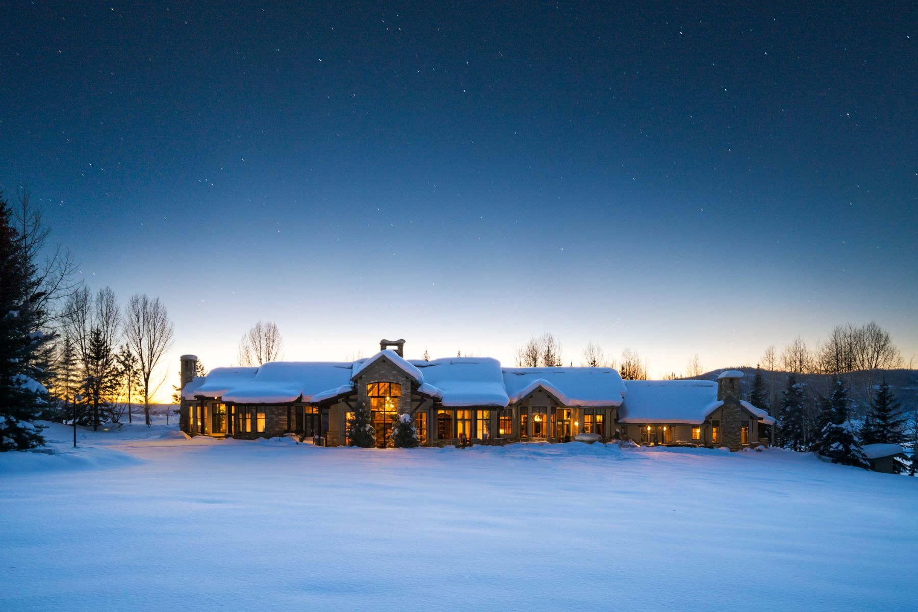 Single Family Homes for Sale at Wildflower Meadows 33855 Pine Drop Dr Steamboat Springs, Colorado CO United States