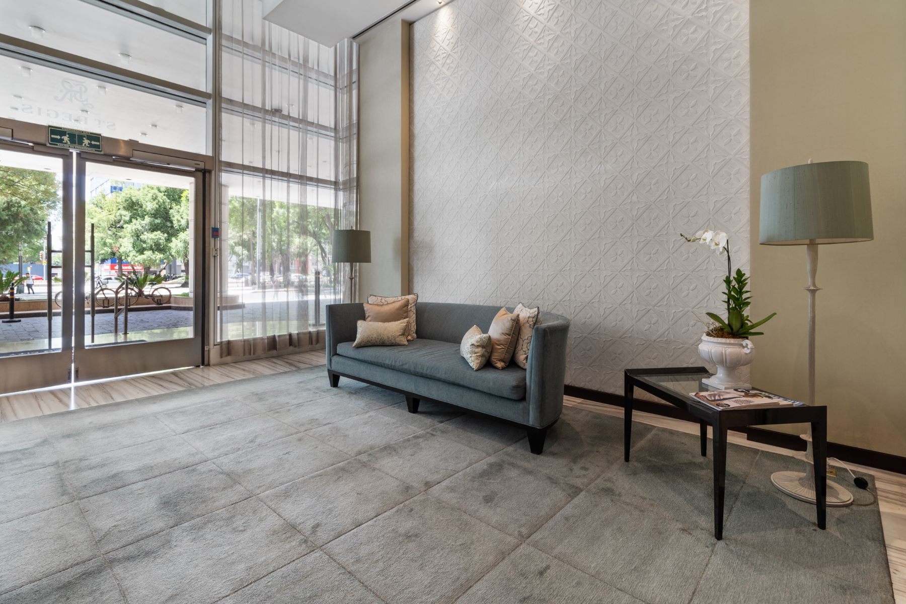 Apartments por un Alquiler en St.RegisPiso30 St.RegisPaseodelaReforma 439Piso30.PH-201 Other Ciudad de Mexico, Ciudad de Mexico 06500 México