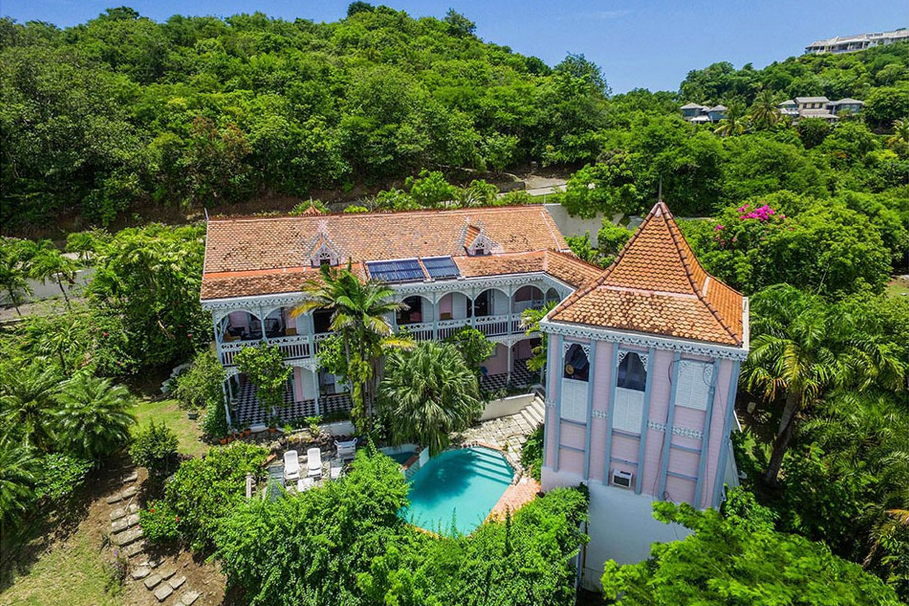 Other Residential Homes for Sale at A Timeless Caribbean and Colonial Architectural Masterpiece Cap Estate, Gros-Islet St. Lucia