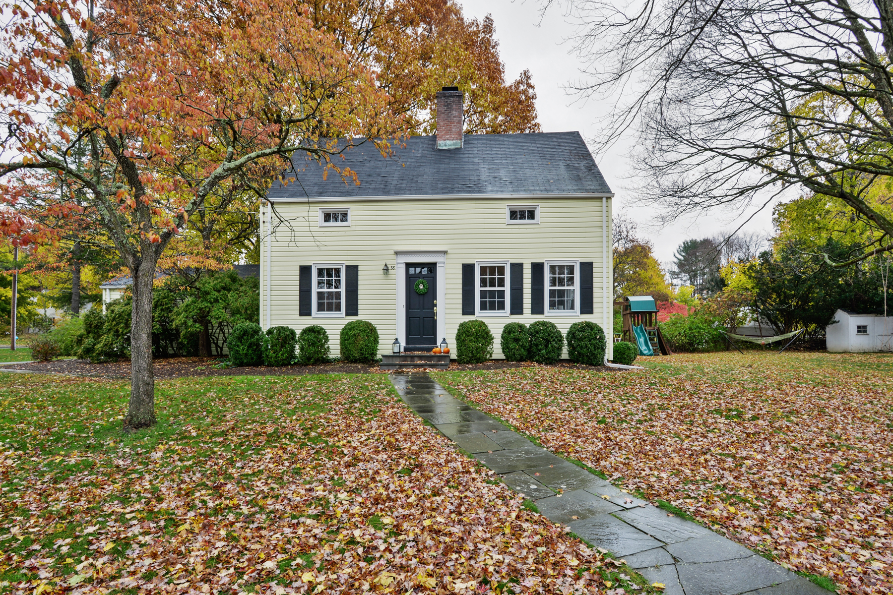 Single Family Home for Sale at Charming Cape Cod 38 The Farms Road Bedford, New York 10506 United States