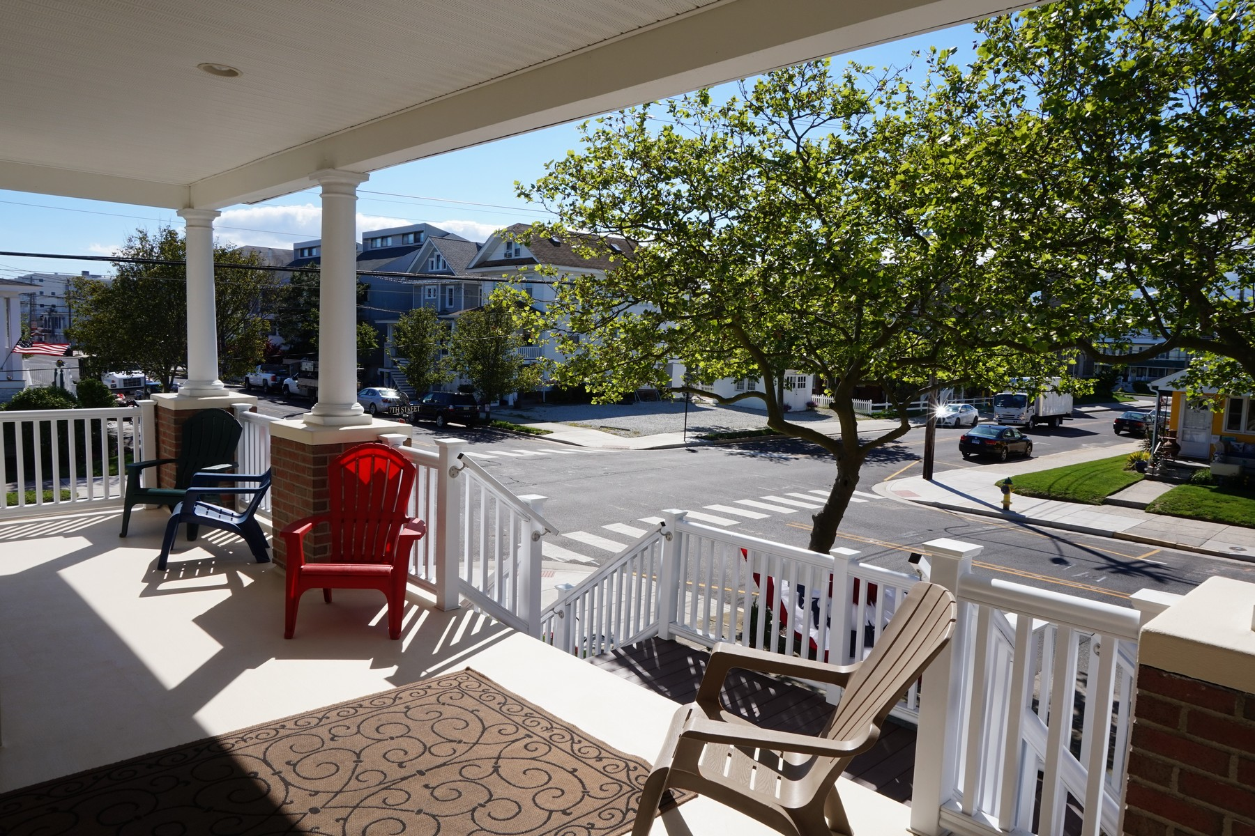 Additional photo for property listing at First Floor Corner Condo 641 Ocean Avenue First Floor Ocean City, New Jersey 08226 United States