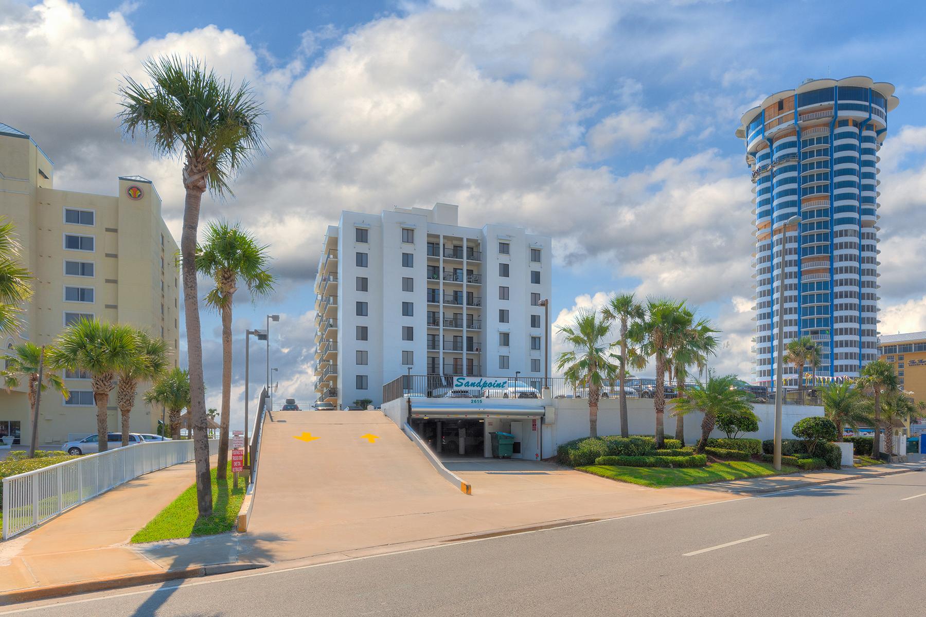 共管物業 為 出售 在 2615 S Atlantic Avenue, 4B 4, Daytona Beach Shores 2615 S Atlantic Ave 4B 4 Daytona Beach Shores, 佛羅里達州 32118 美國