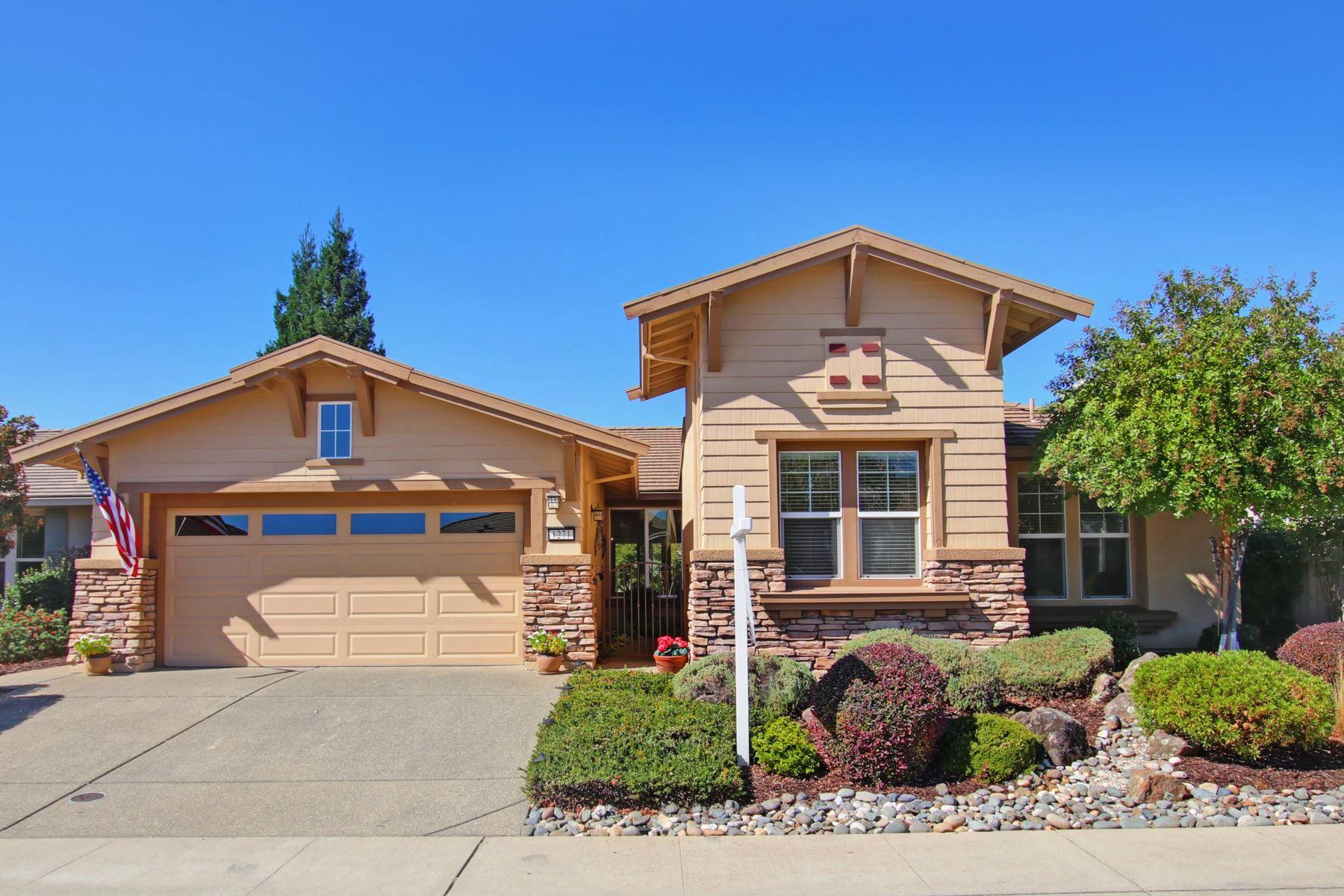 Single Family Homes 为 销售 在 Dell Webb Sun City Lincoln Hills 1271 Truchard Lane Lincoln, 加利福尼亚州 95648 美国