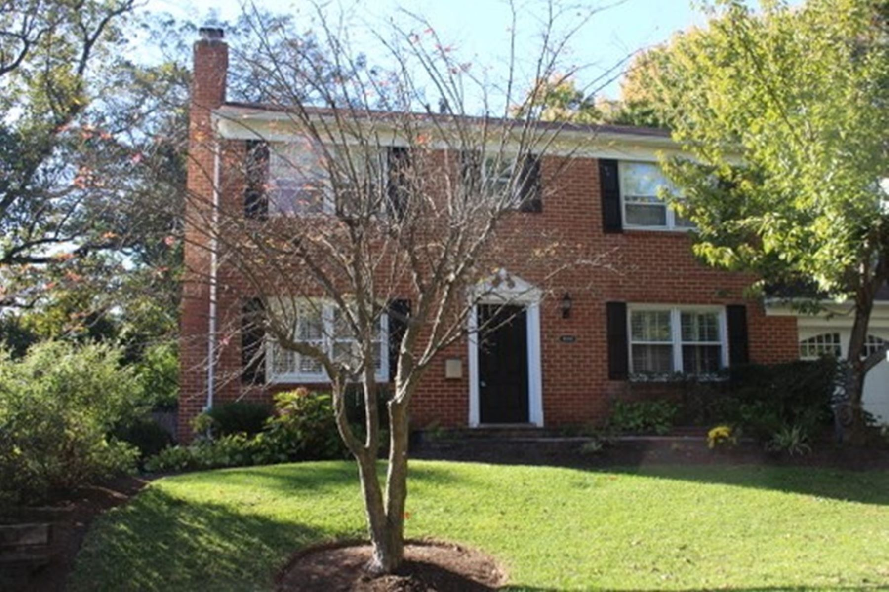 獨棟家庭住宅 為 出租 在 10806 Mccomas Ct 10806 Mccomas Ct Kensington, 馬里蘭州 20895 美國