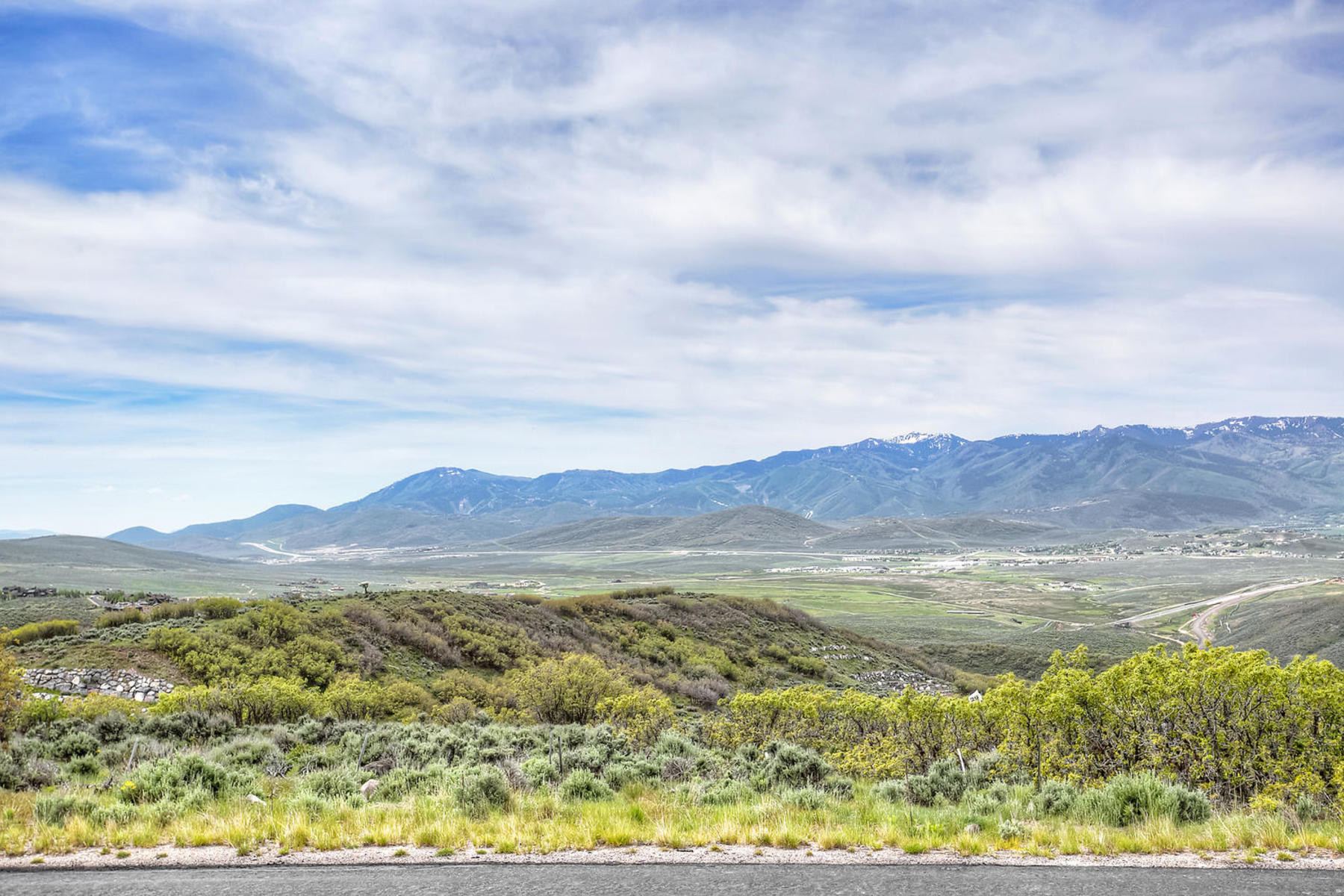 Terreno per Vendita alle ore Remington Cabin Homesite With Phenomenal Views To Ski Resorts 8984 N Hidden Hill Lp Lot 4 Park City, Utah, 84098 Stati Uniti