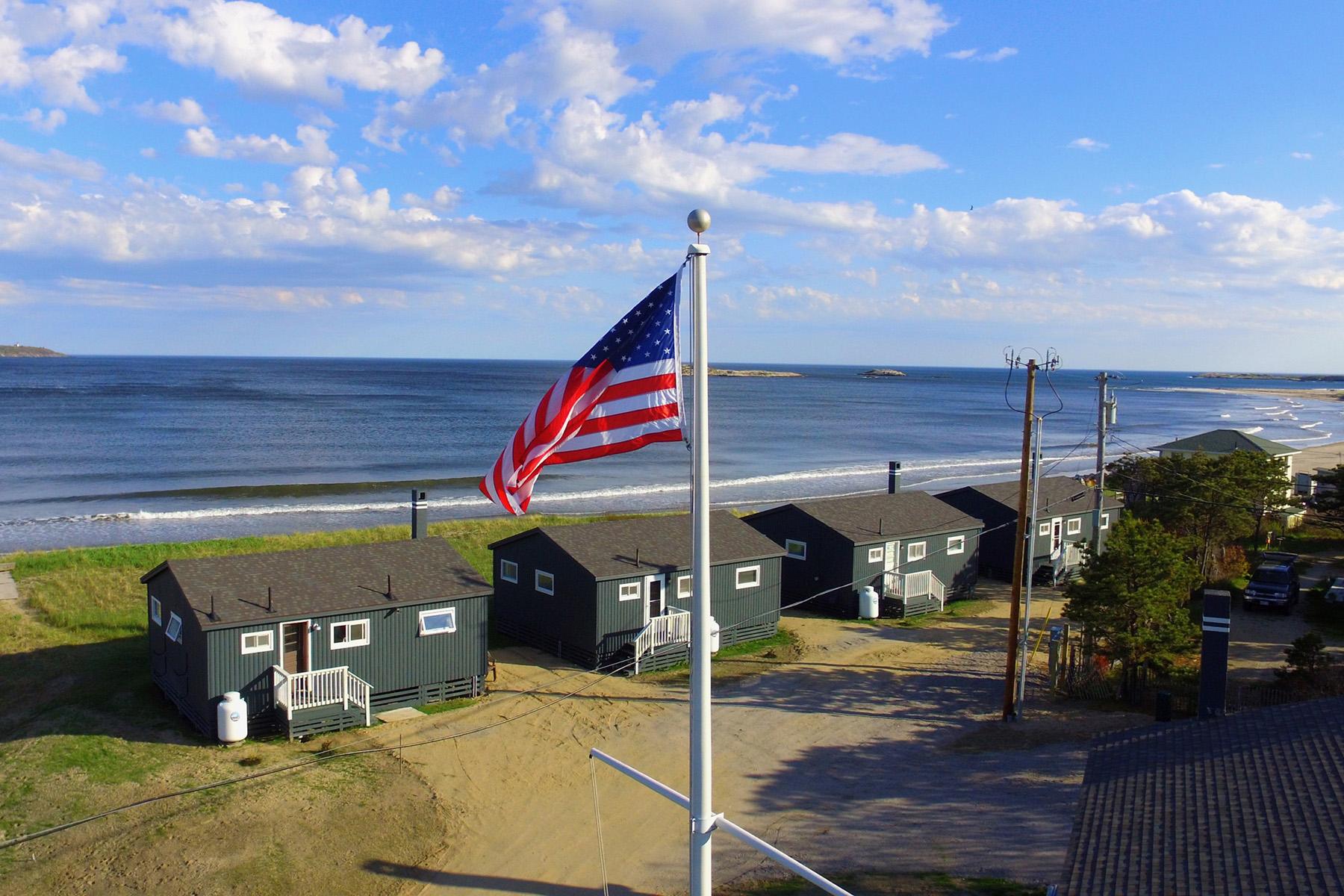 Condominium for Sale at 817 Popham Road #8 Phippsburg, Maine 04562 United States