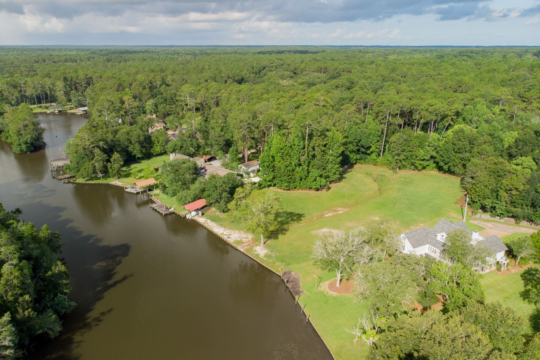 Terreno por un Venta en Fish River 0 River Road Fairhope, Alabama 36532 Estados Unidos