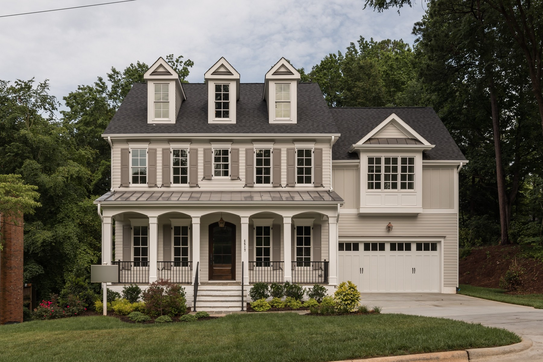 Single Family Home for Sale at North Hills 4517 Keswick Drive Raleigh, North Carolina 27609 United StatesIn/Around: Chapel Hill, Durham, Cary