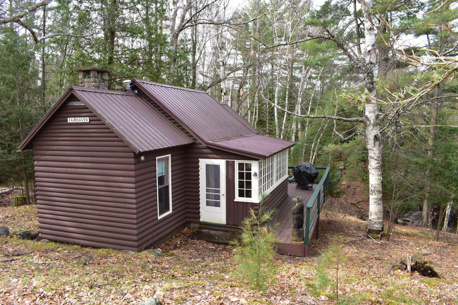 Single Family Homes for Sale at Cabin at the Gables 769 Deerland Rd Long Lake, New York 12847 United States