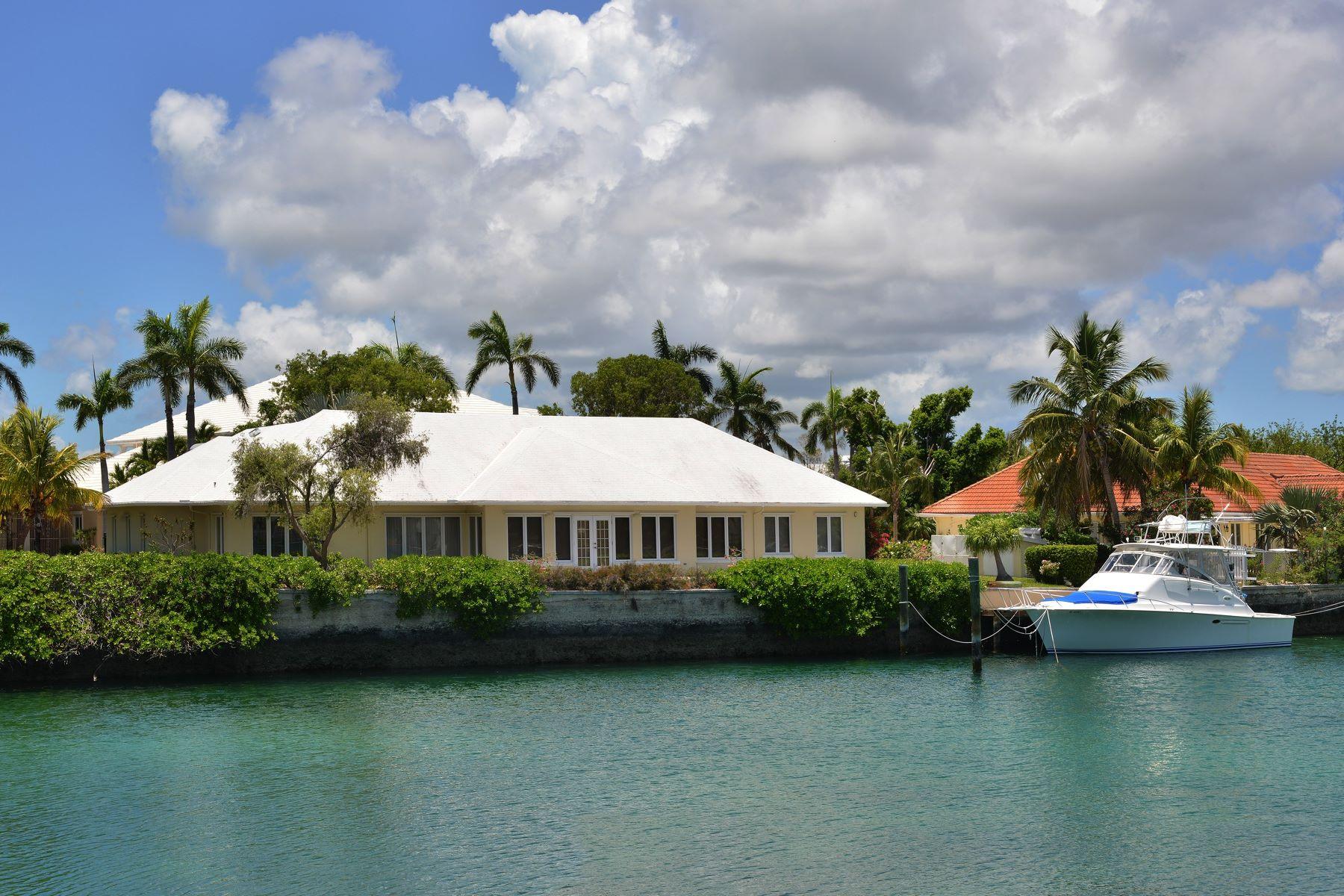 Vivienda unifamiliar por un Venta en #3 Island Drive, Port New Providence Port New Providence, Yamacraw, Nueva Providencia / Nassau Bahamas