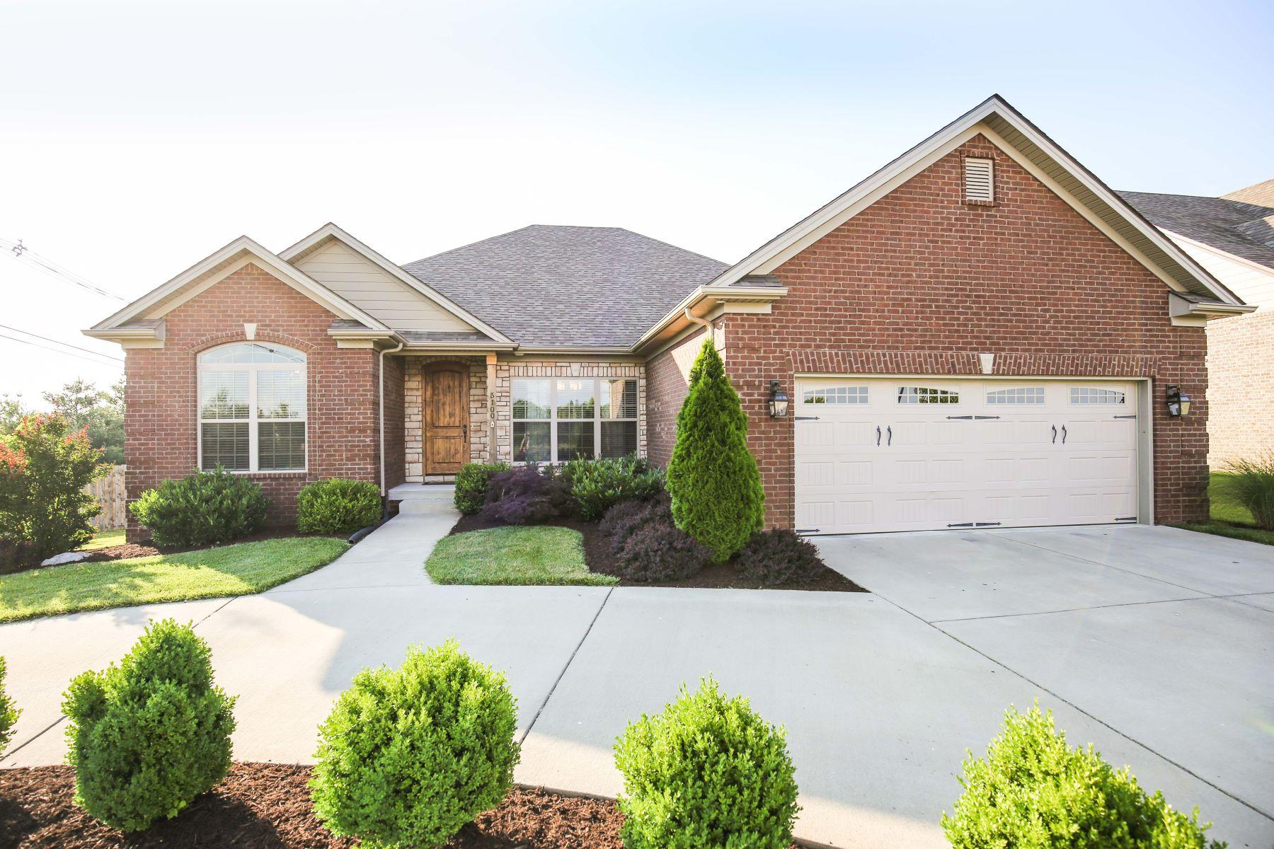 Casa para uma família para Venda às 5100 Grey Oak Lane Nicholasville, Kentucky, 40356 Estados Unidos