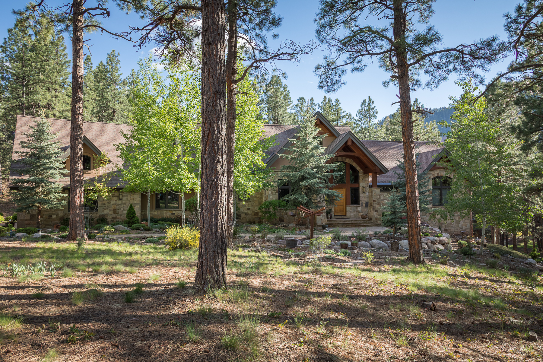 Single Family Home for Sale at 260 Alpenglow 260 Alpenglow Durango, Colorado 81301 United States