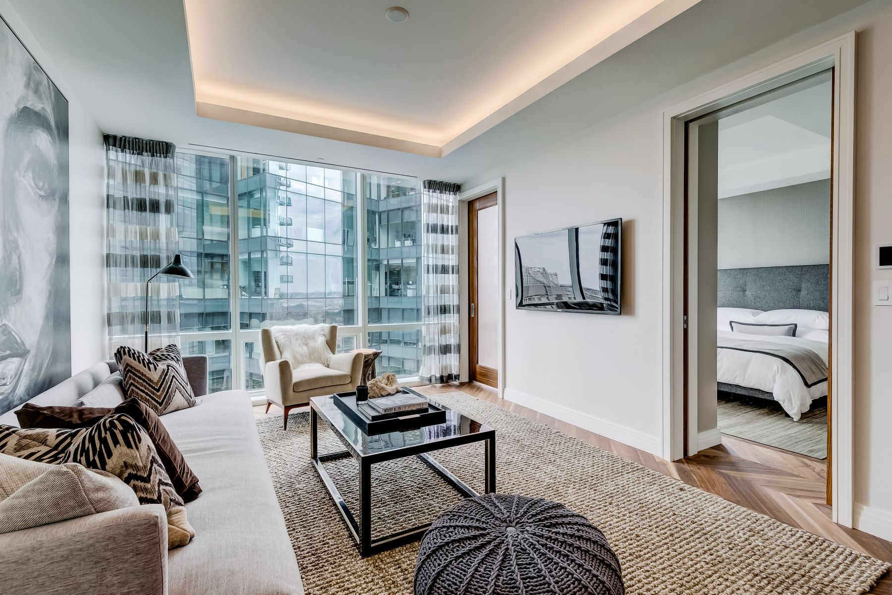 Condominium for Sale at Four Seasons Residences 200 International Drive # 2007 Baltimore, Maryland 21202 United States